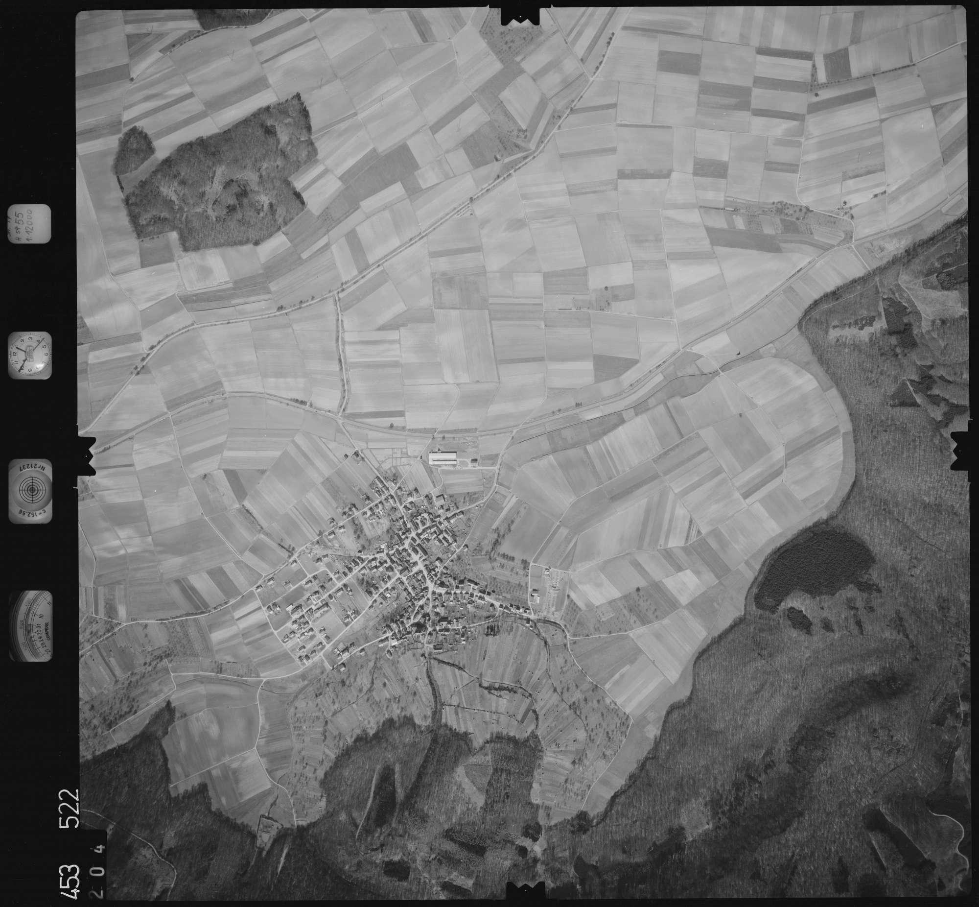 Luftbild: Film 16 Bildnr. 204, Bild 1