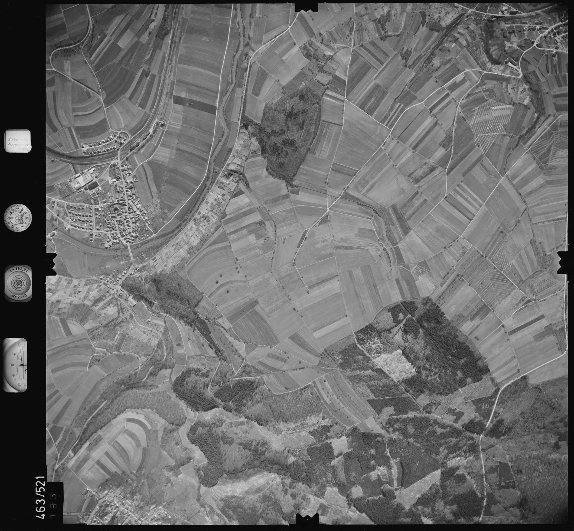 Luftbild: Film 102 Bildnr. 193, Bild 1