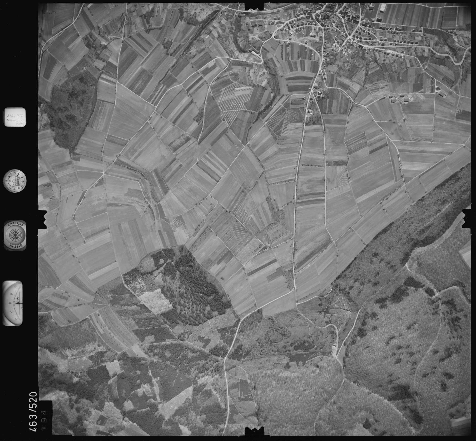 Luftbild: Film 102 Bildnr. 194, Bild 1