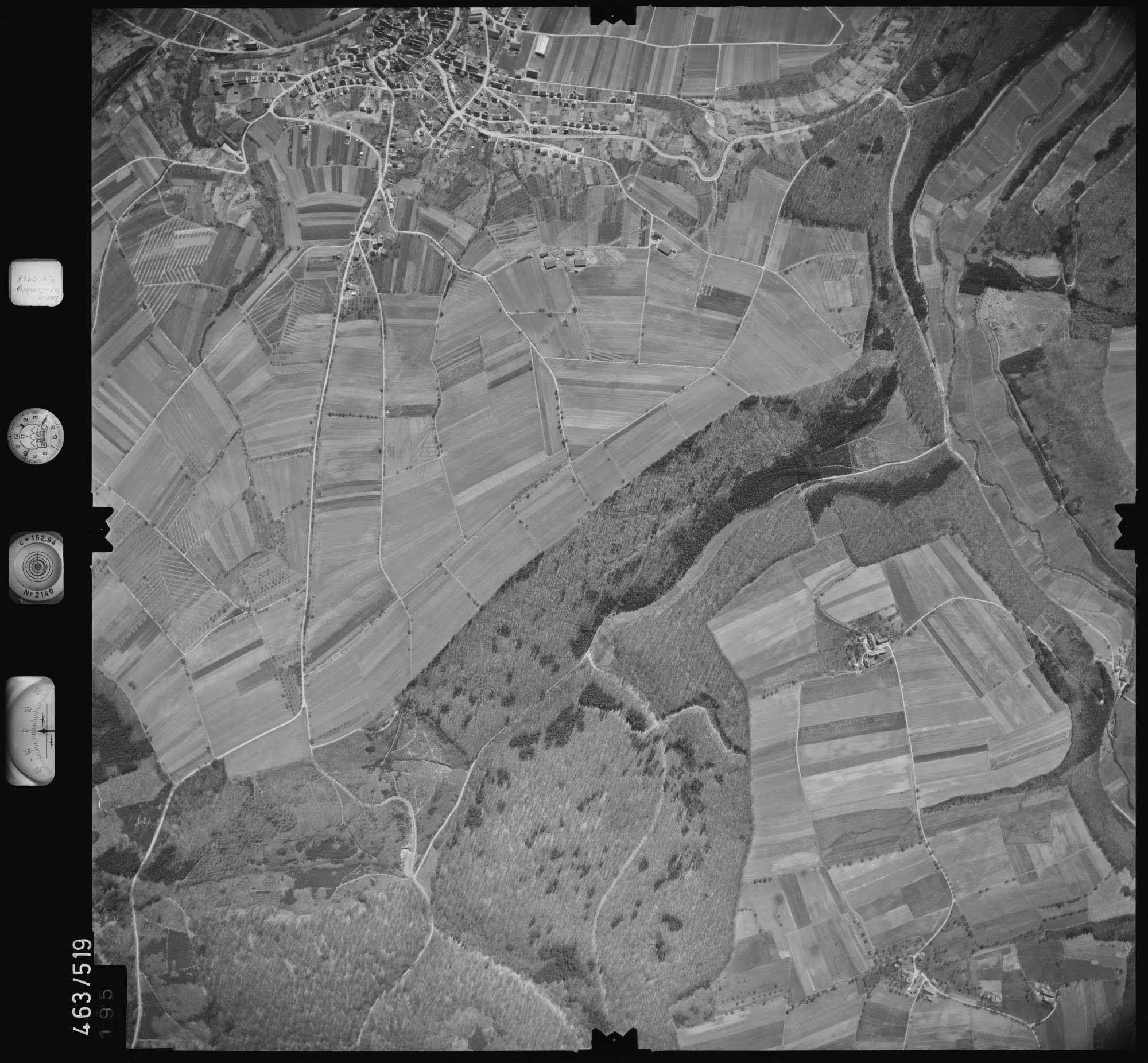 Luftbild: Film 102 Bildnr. 195, Bild 1