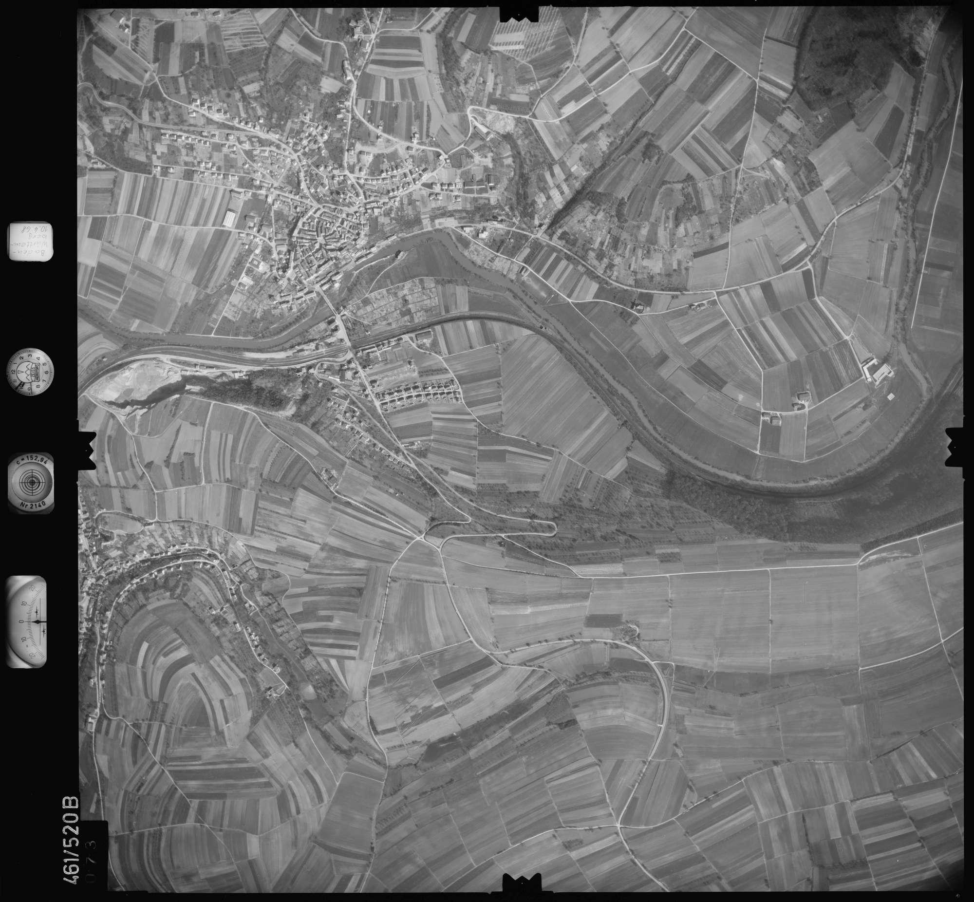Luftbild: Film 103 Bildnr. 73, Bild 1