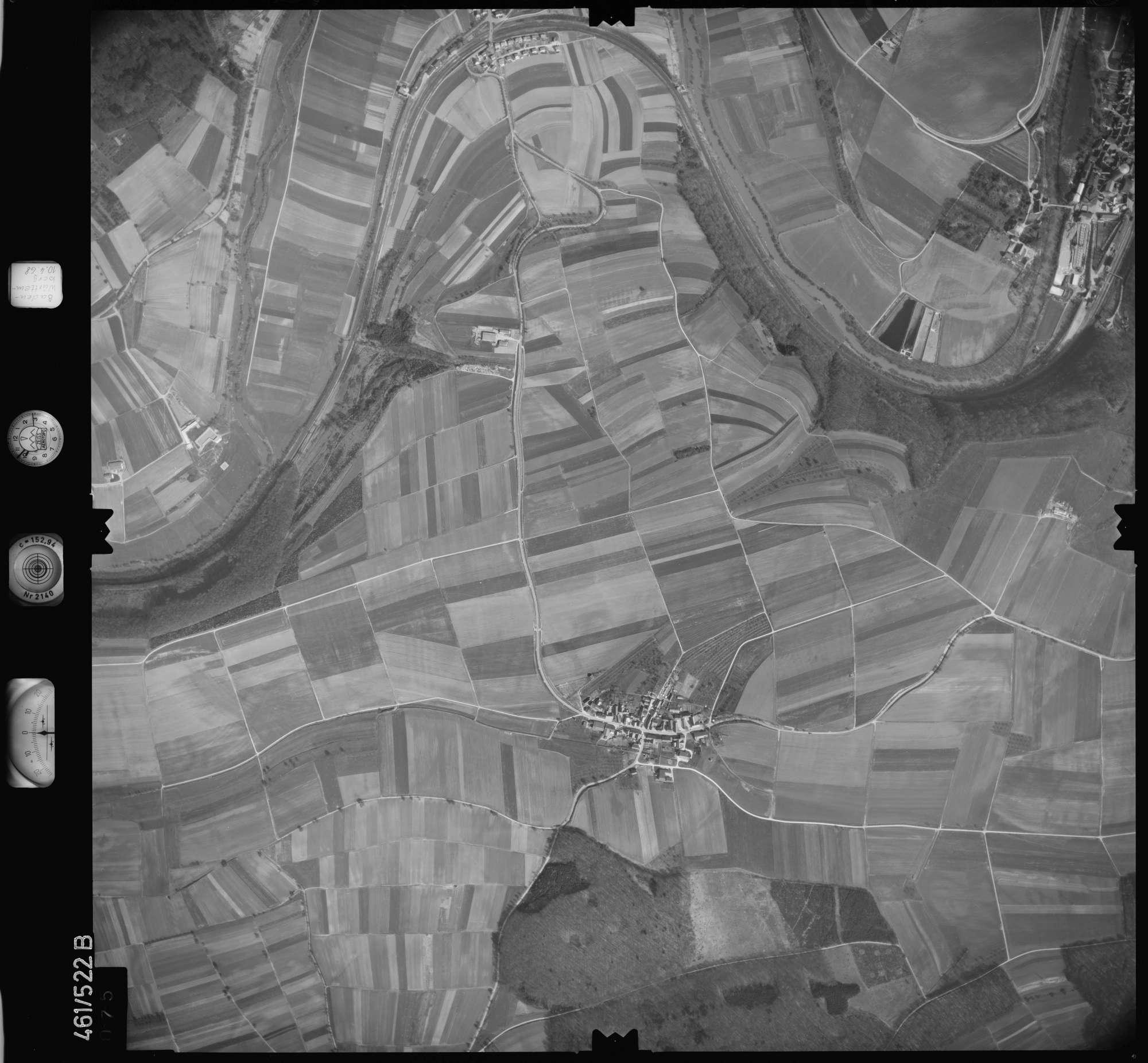Luftbild: Film 103 Bildnr. 75, Bild 1