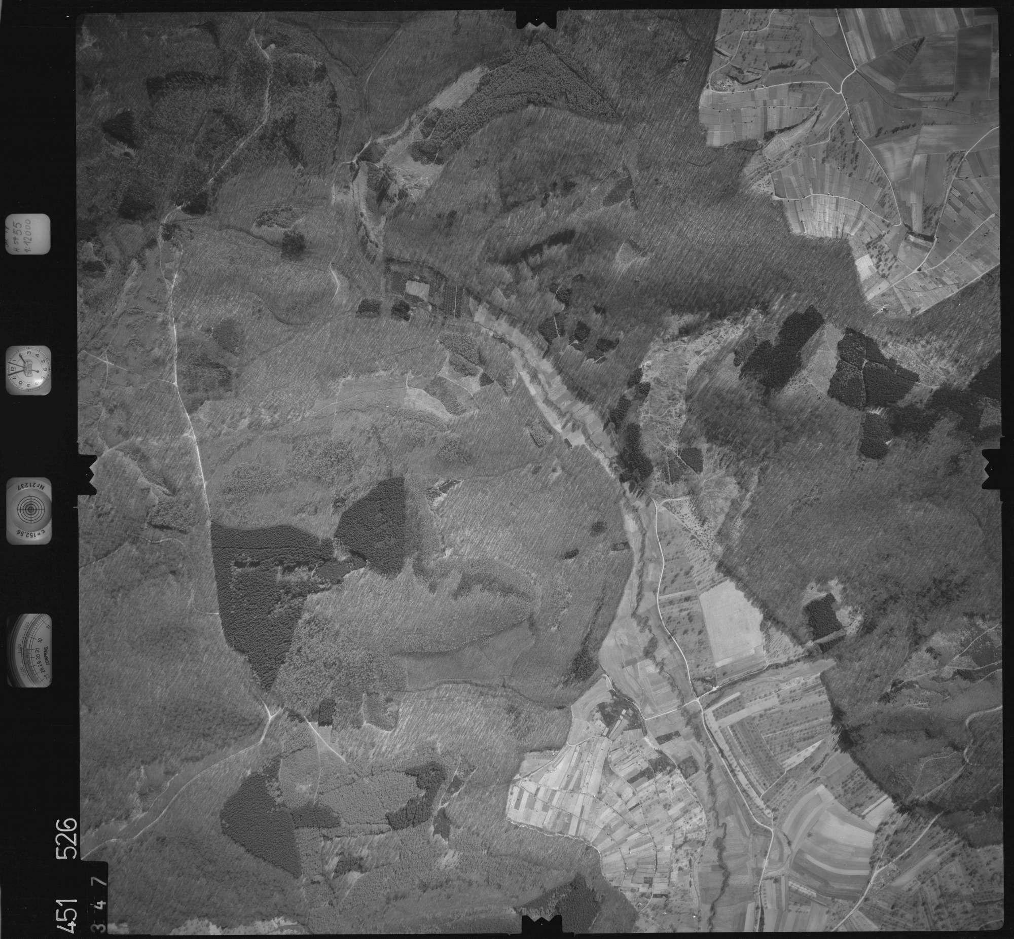 Luftbild: Film 15 Bildnr. 347, Bild 1