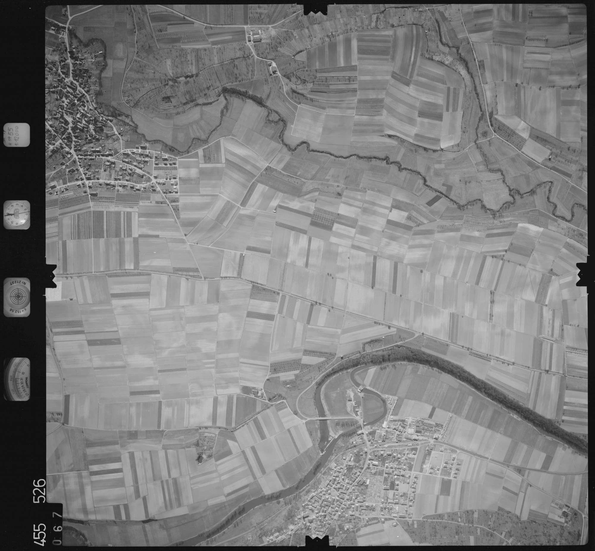 Luftbild: Film 17 Bildnr. 67, Bild 1