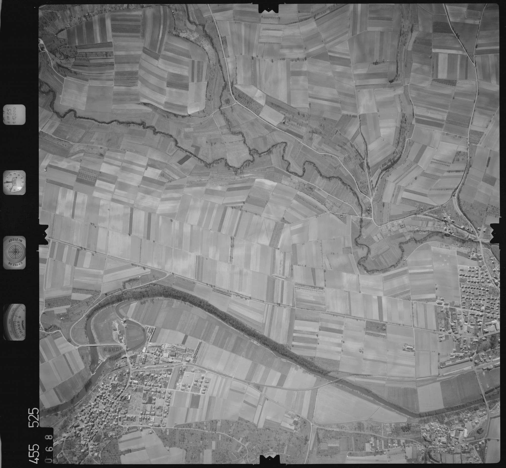 Luftbild: Film 17 Bildnr. 68, Bild 1