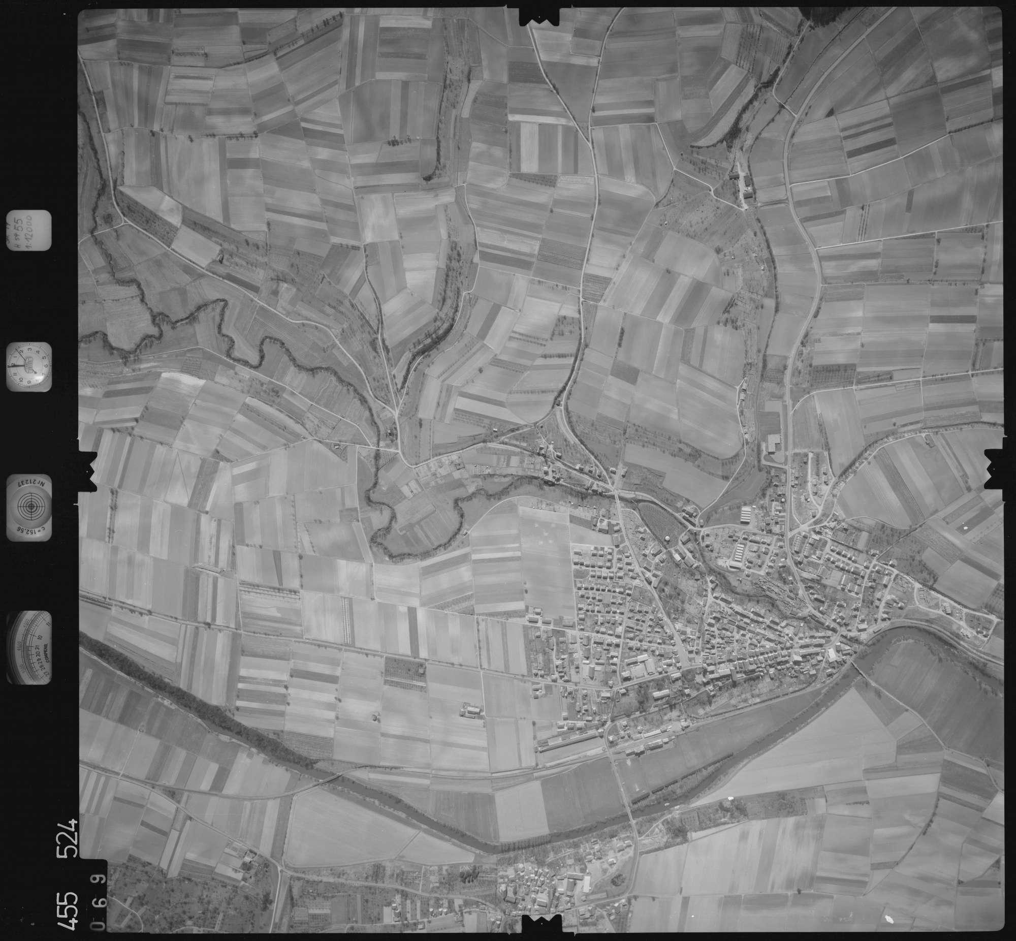 Luftbild: Film 17 Bildnr. 69, Bild 1