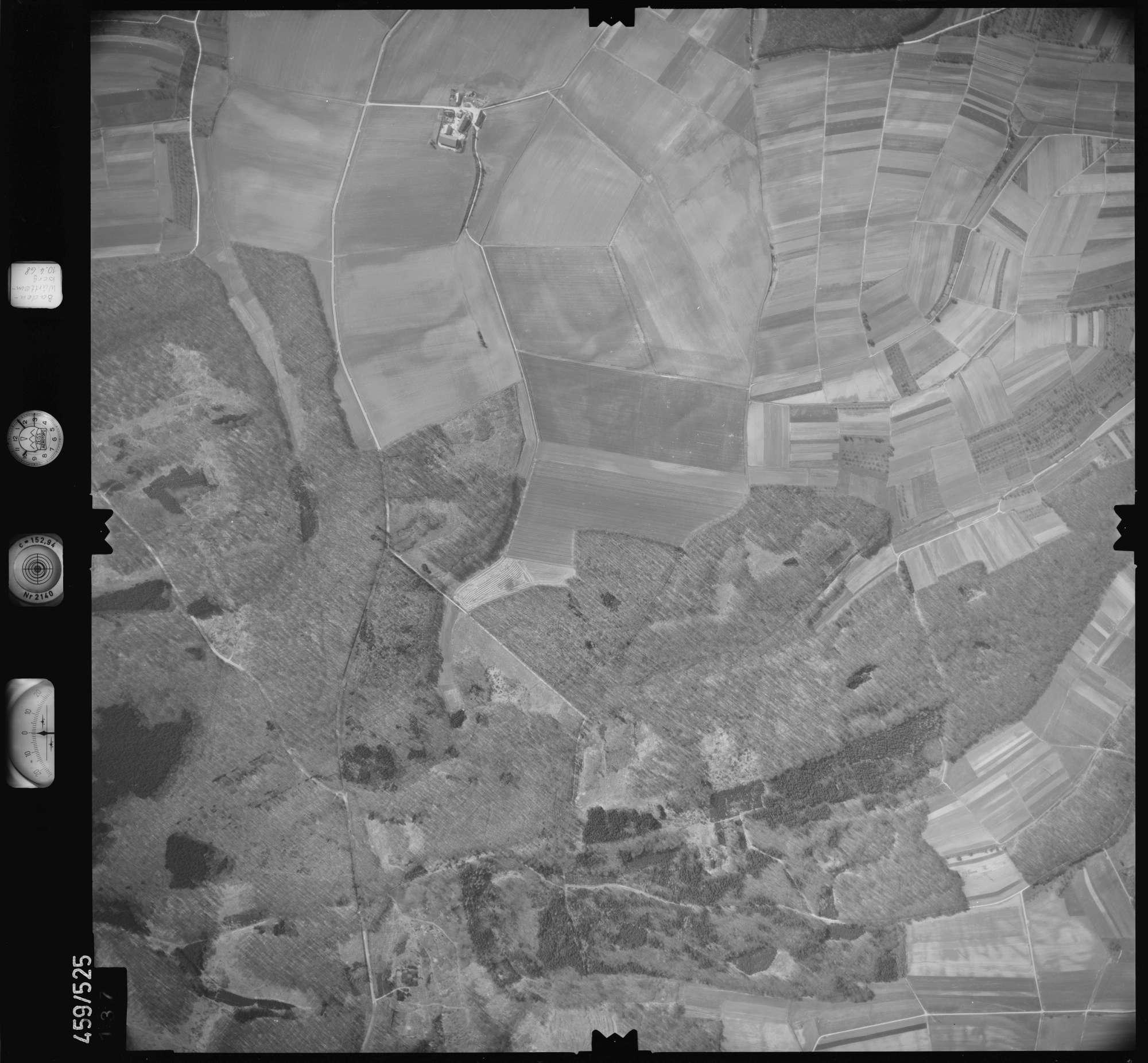 Luftbild: Film 103 Bildnr. 137, Bild 1