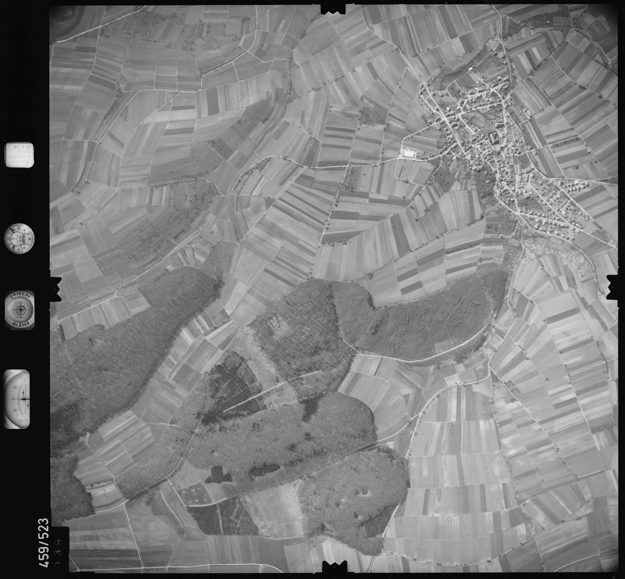 Luftbild: Film 103 Bildnr. 139, Bild 1