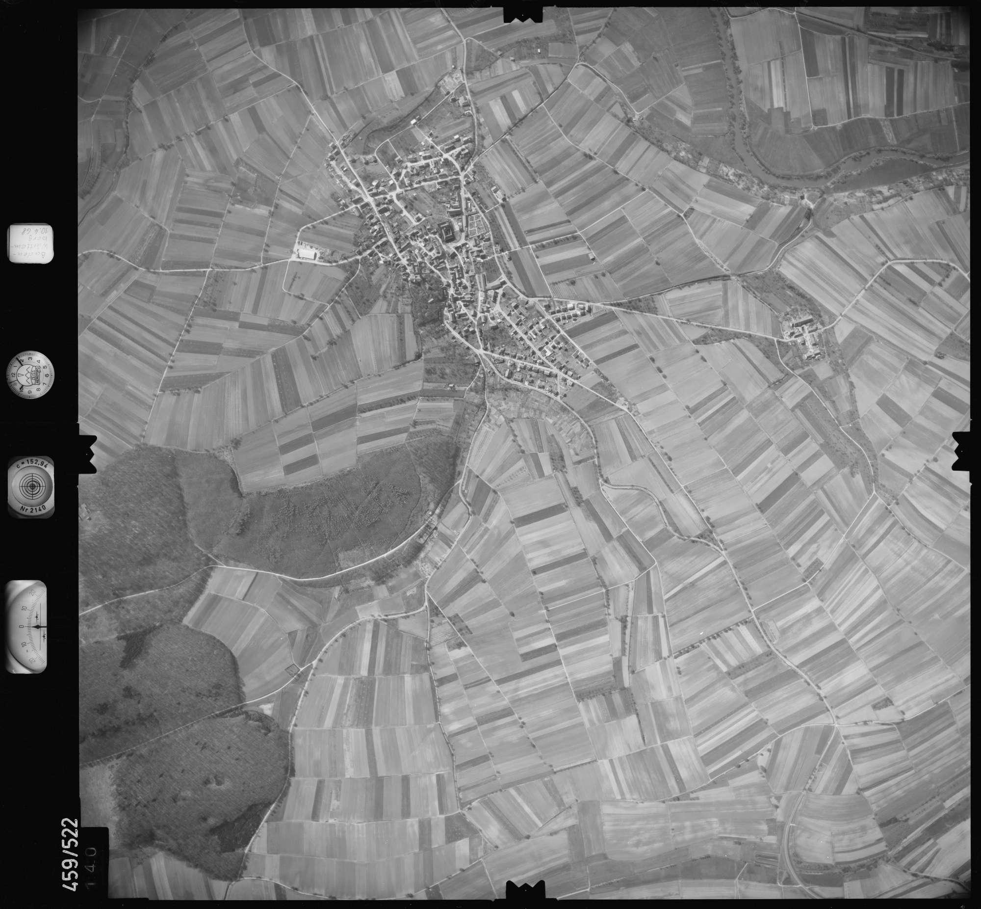 Luftbild: Film 103 Bildnr. 140, Bild 1