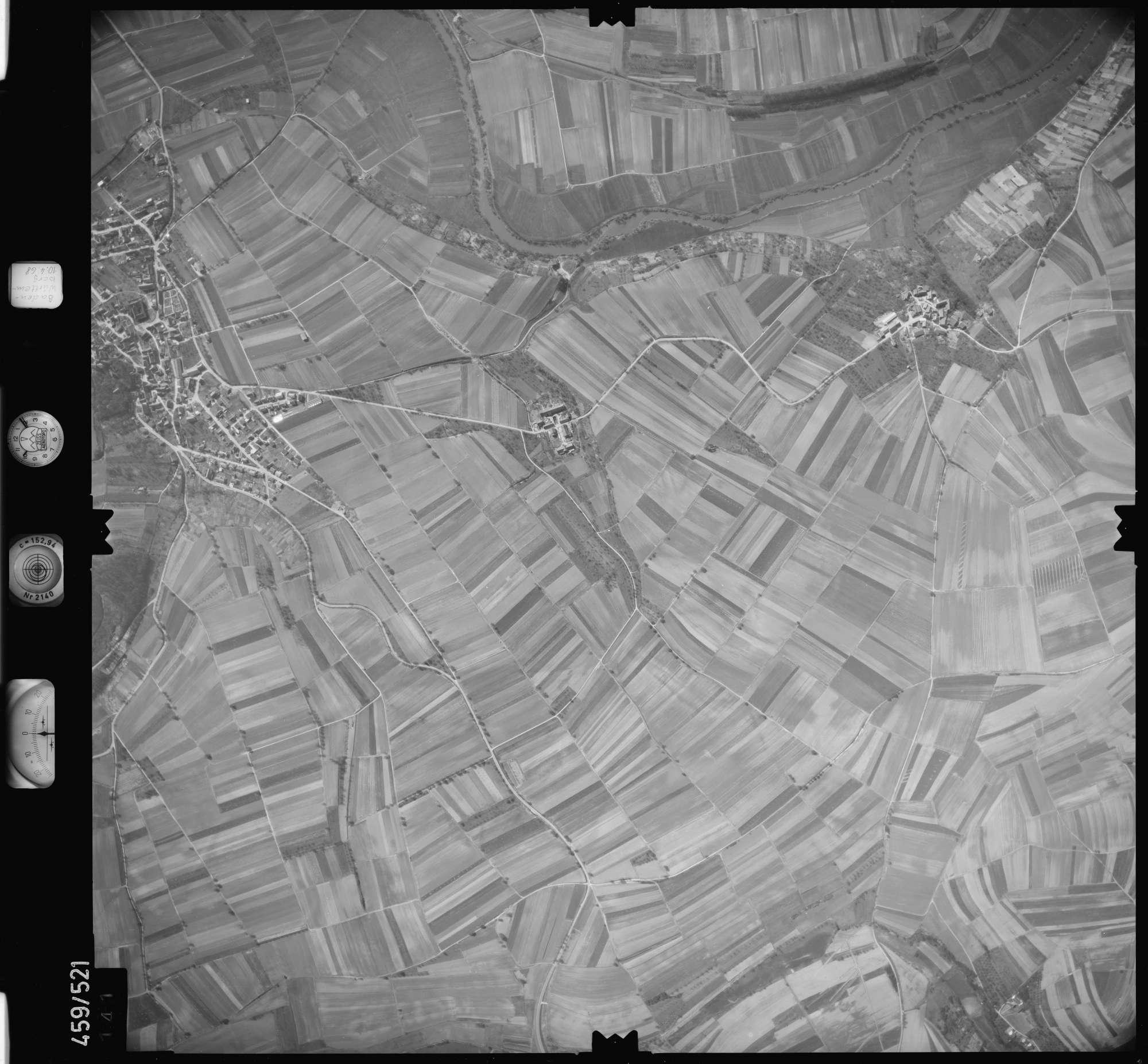 Luftbild: Film 103 Bildnr. 141, Bild 1