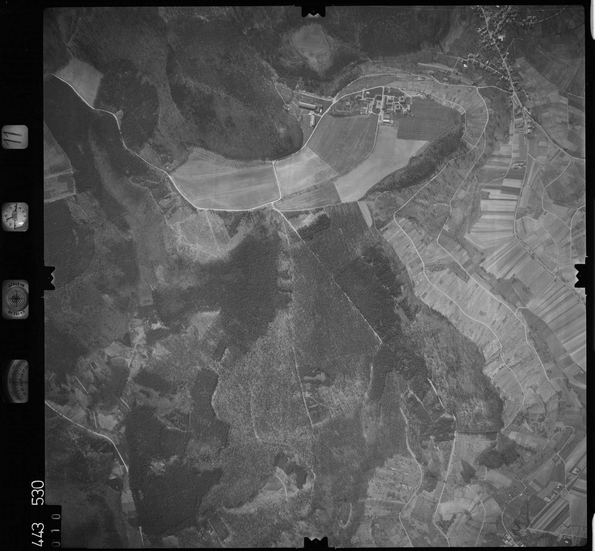 Luftbild: Film 11 Bildnr. 10, Bild 1