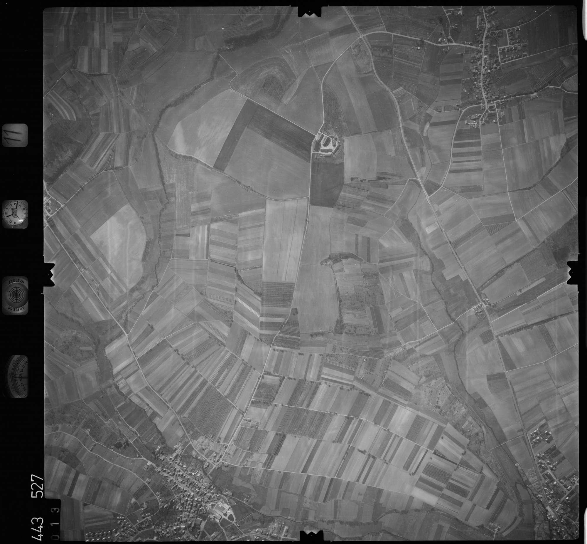 Luftbild: Film 11 Bildnr. 13, Bild 1