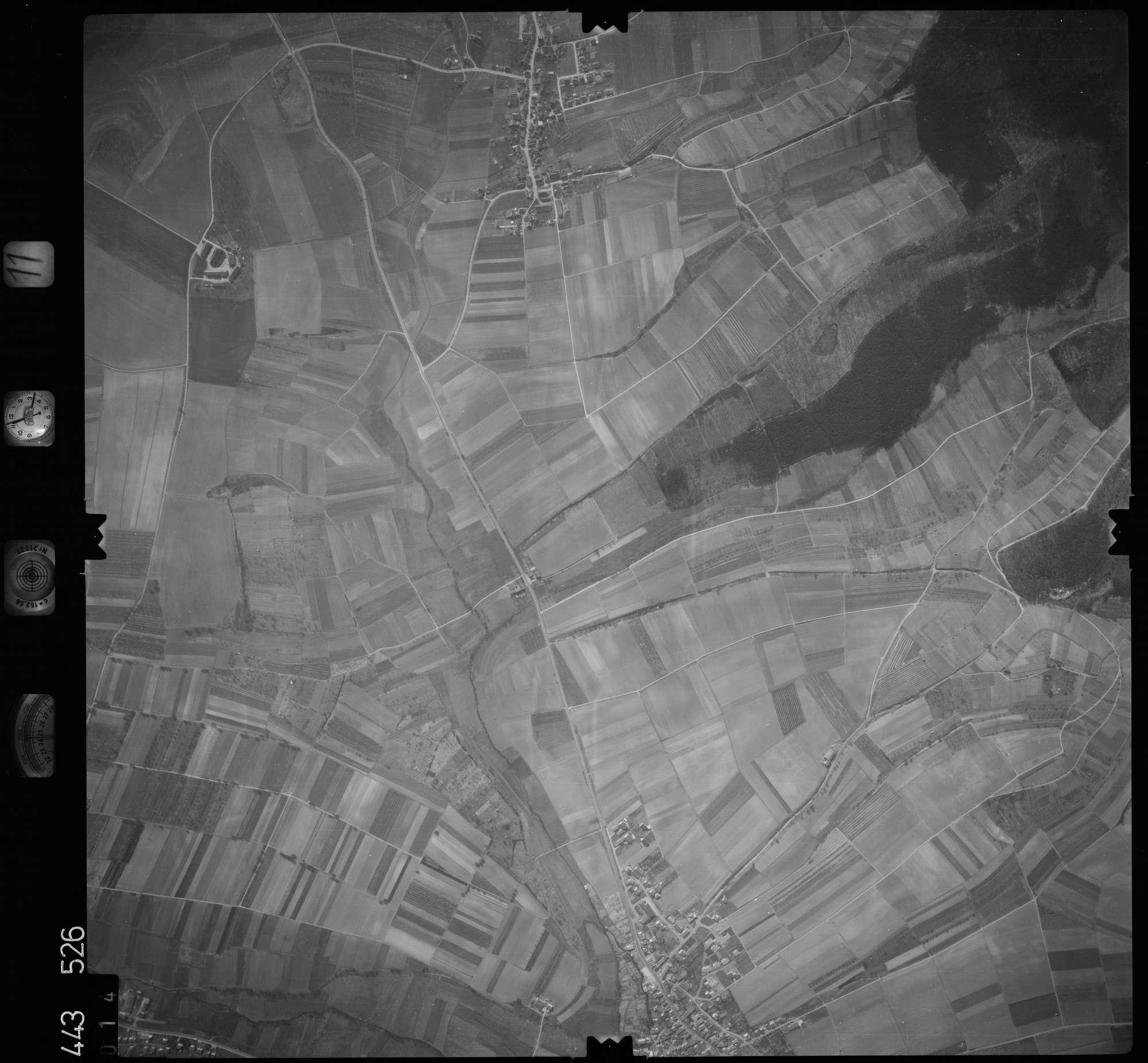 Luftbild: Film 11 Bildnr. 14, Bild 1