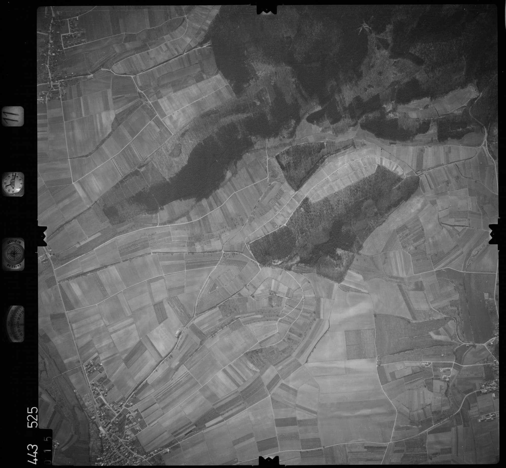Luftbild: Film 11 Bildnr. 15, Bild 1