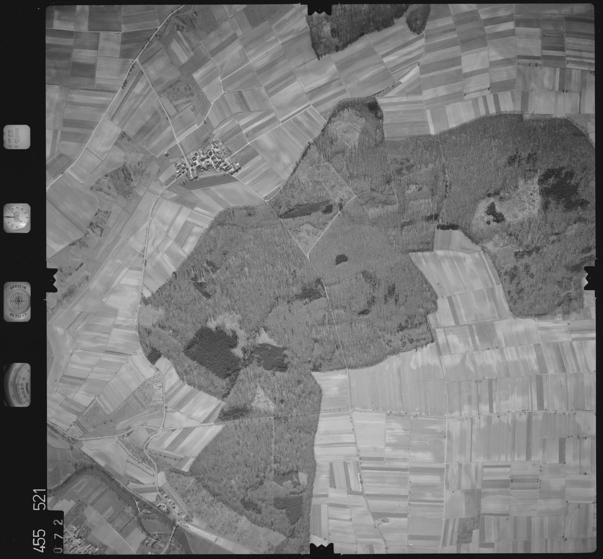 Luftbild: Film 17 Bildnr. 72, Bild 1