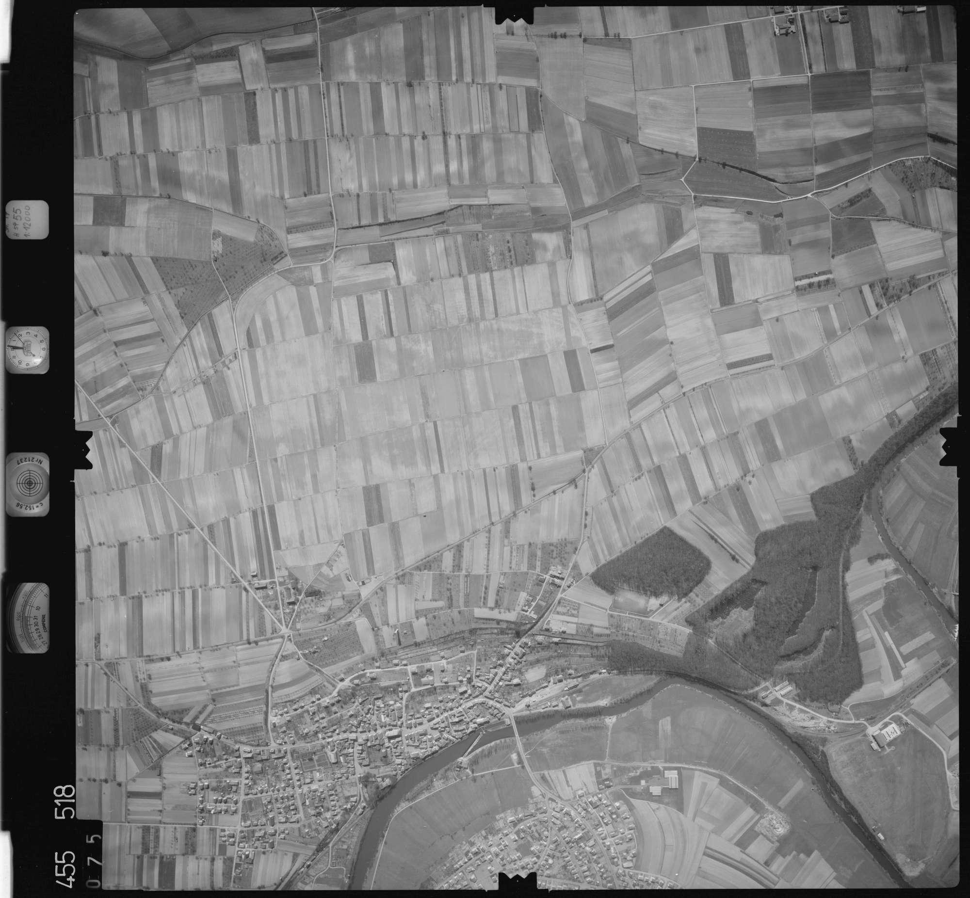 Luftbild: Film 17 Bildnr. 75, Bild 1