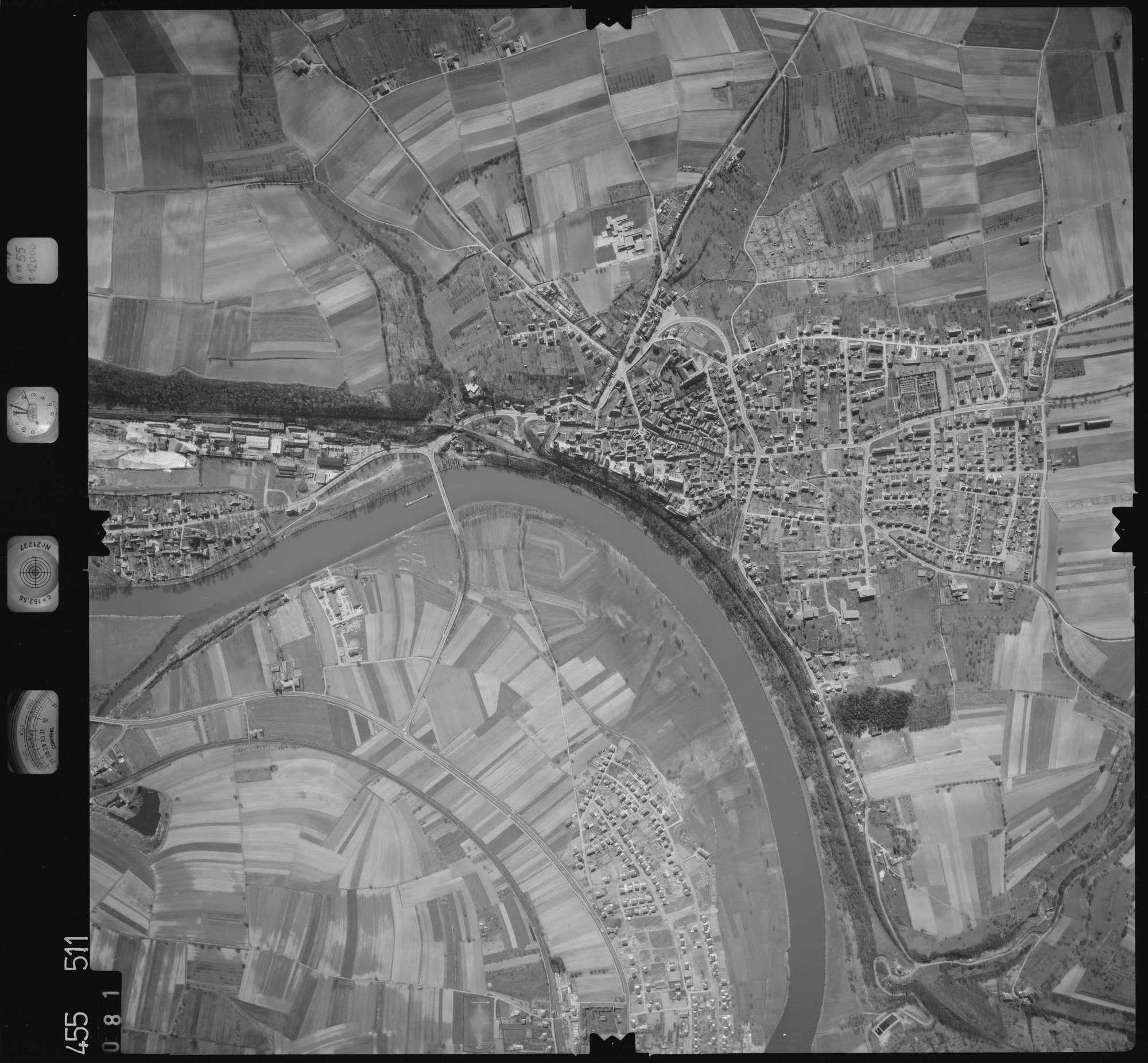 Luftbild: Film 17 Bildnr. 81, Bild 1