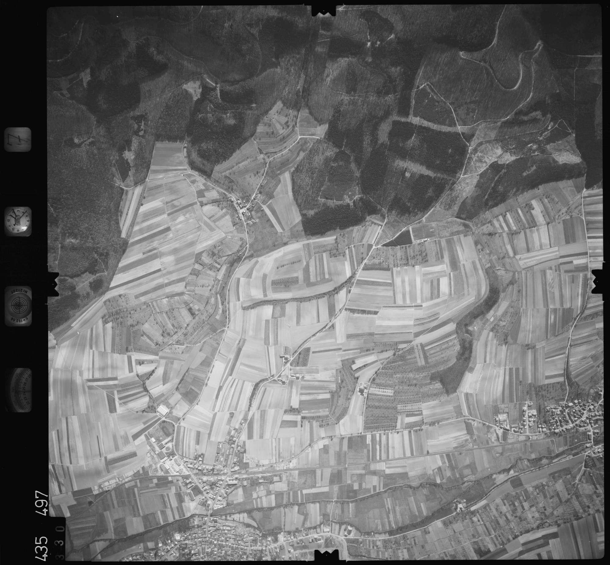 Luftbild: Film 7 Bildnr. 330, Bild 1