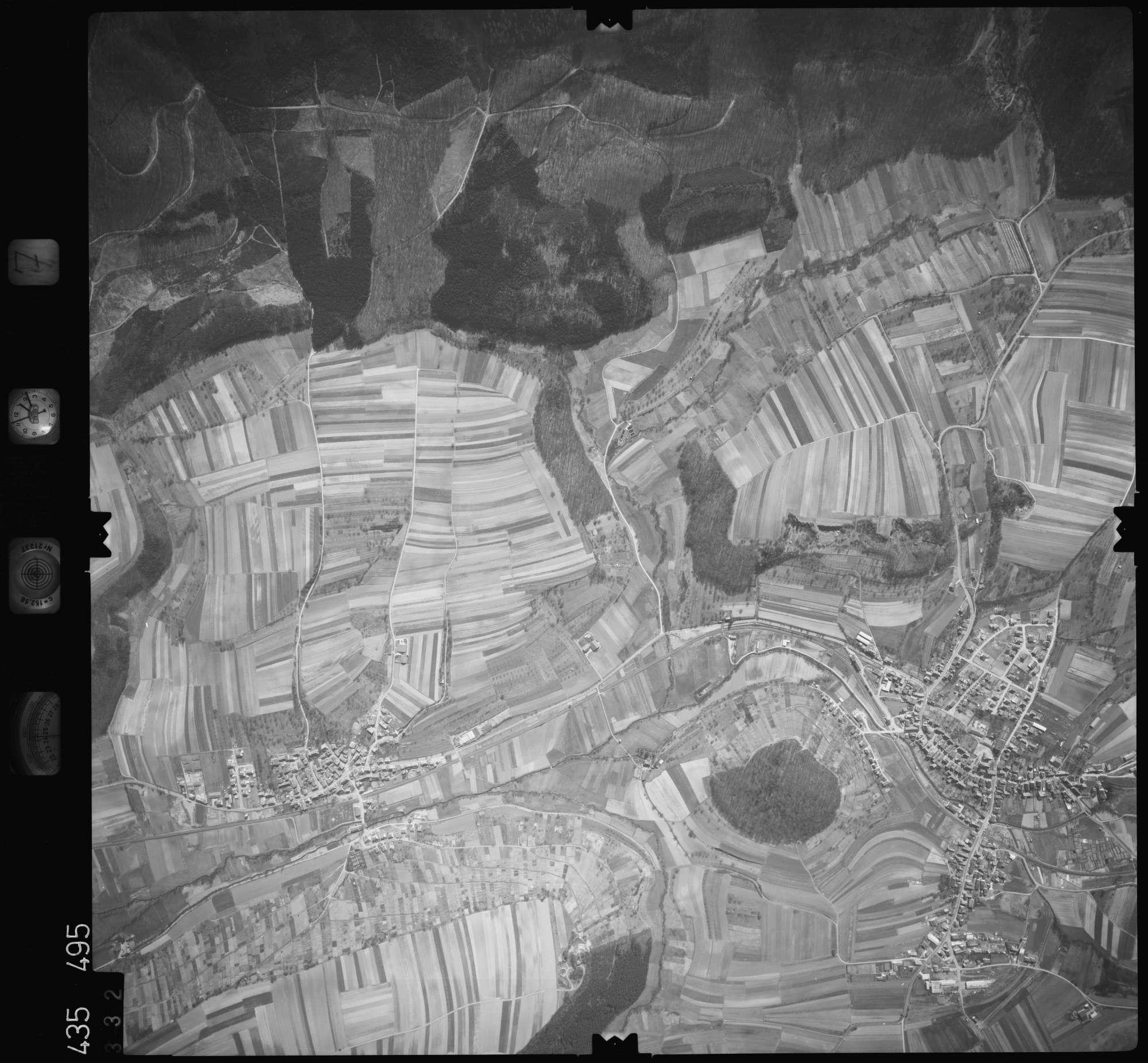 Luftbild: Film 7 Bildnr. 332, Bild 1