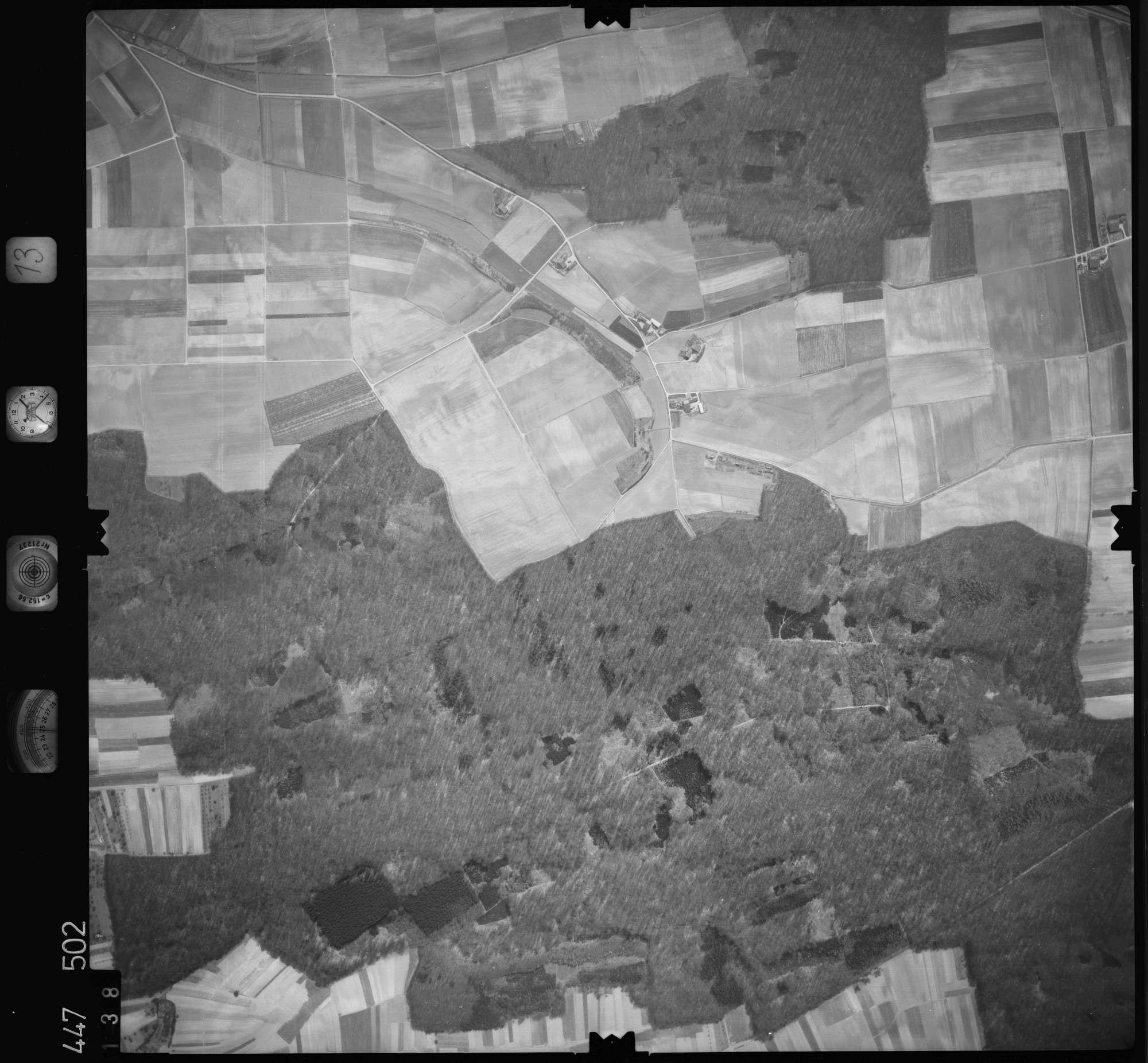 Luftbild: Film 13 Bildnr. 138, Bild 1