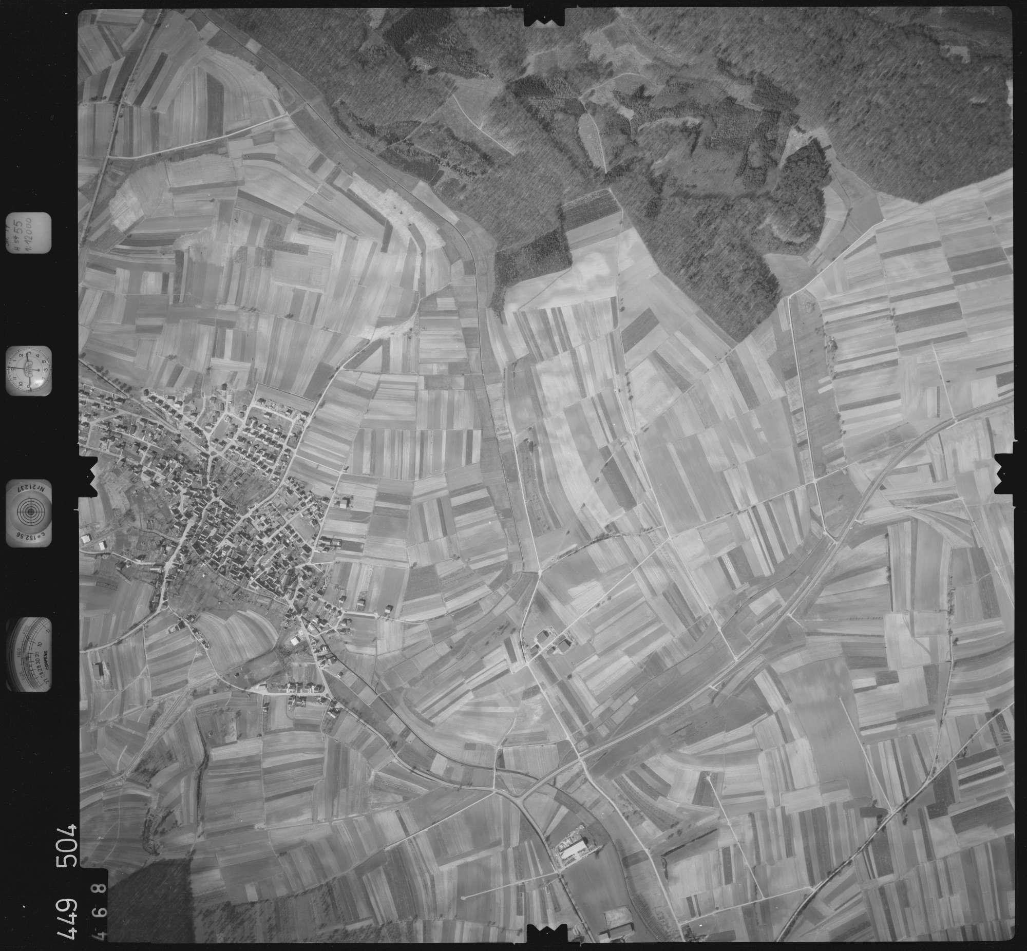 Luftbild: Film 14 Bildnr. 468, Bild 1