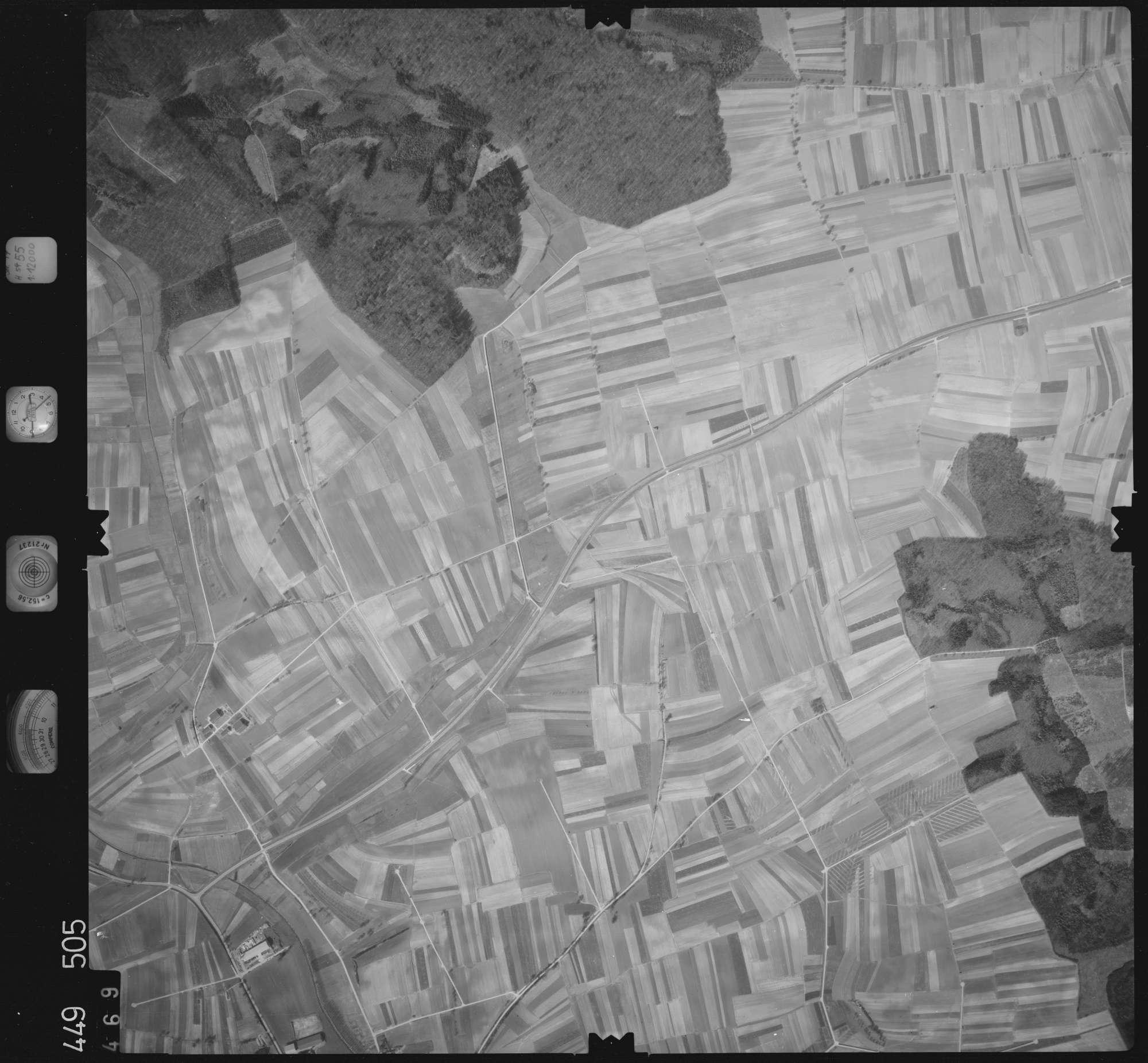 Luftbild: Film 14 Bildnr. 469, Bild 1