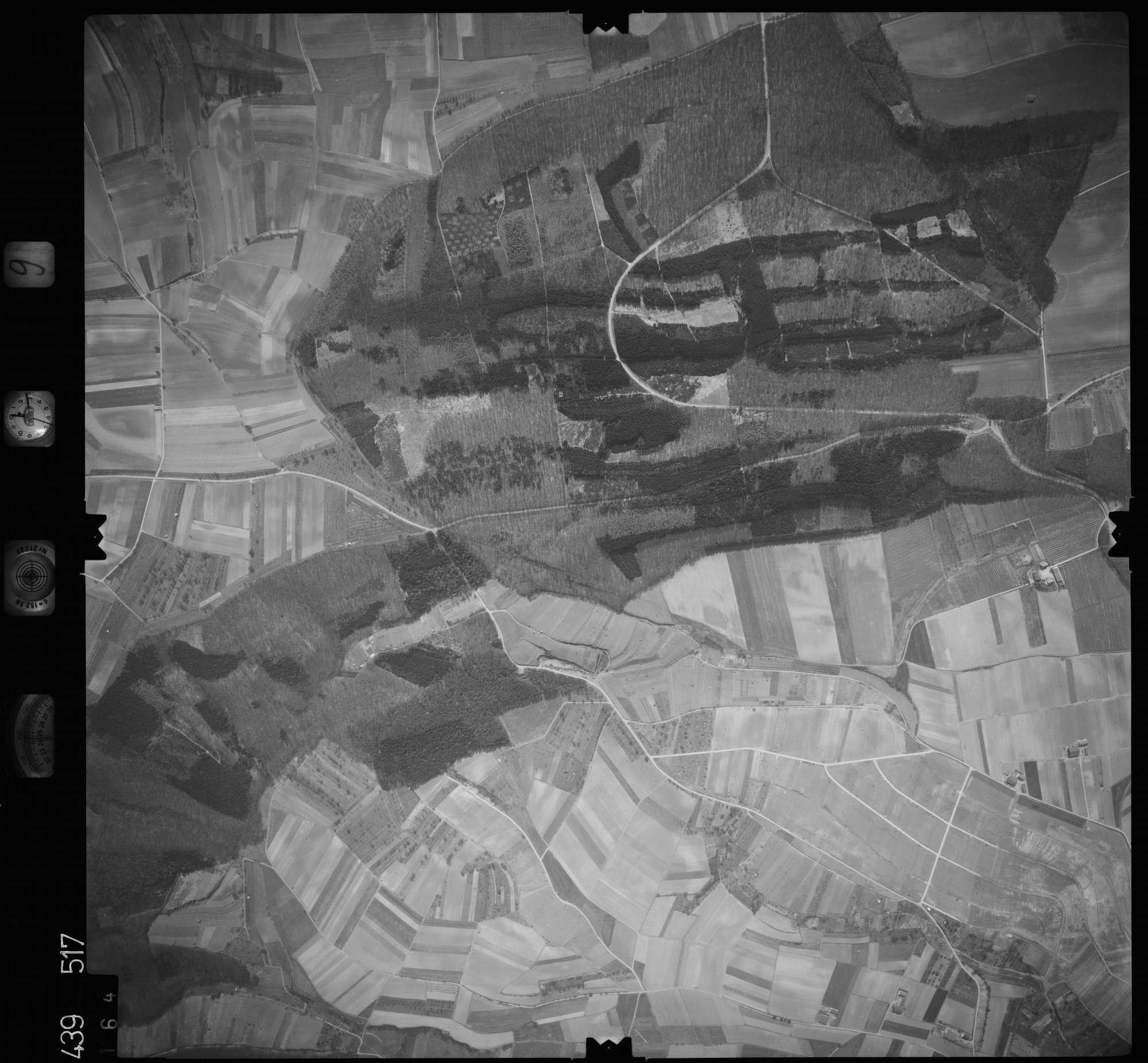 Luftbild: Film 9 Bildnr. 164, Bild 1
