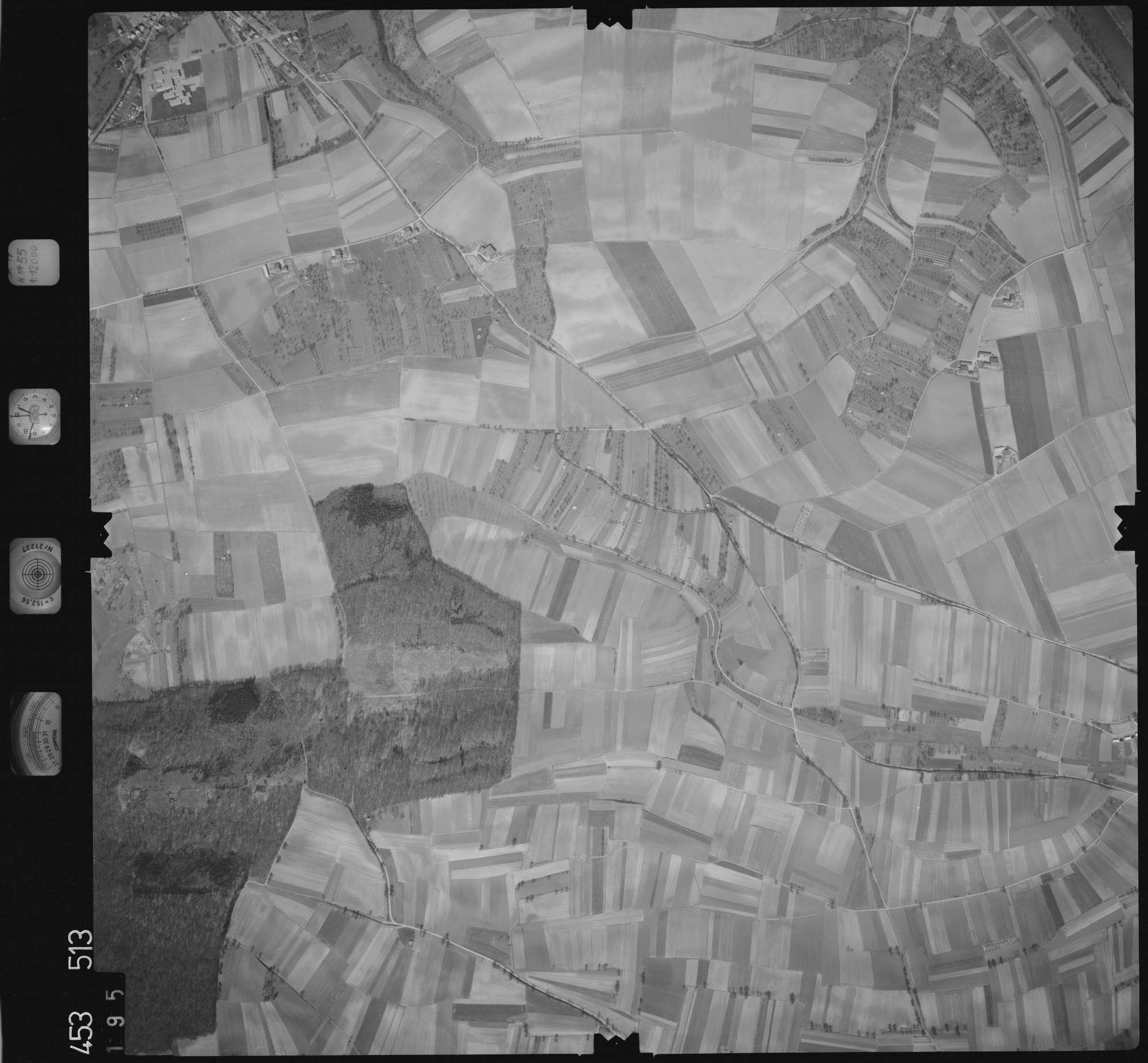 Luftbild: Film 16 Bildnr. 195, Bild 1