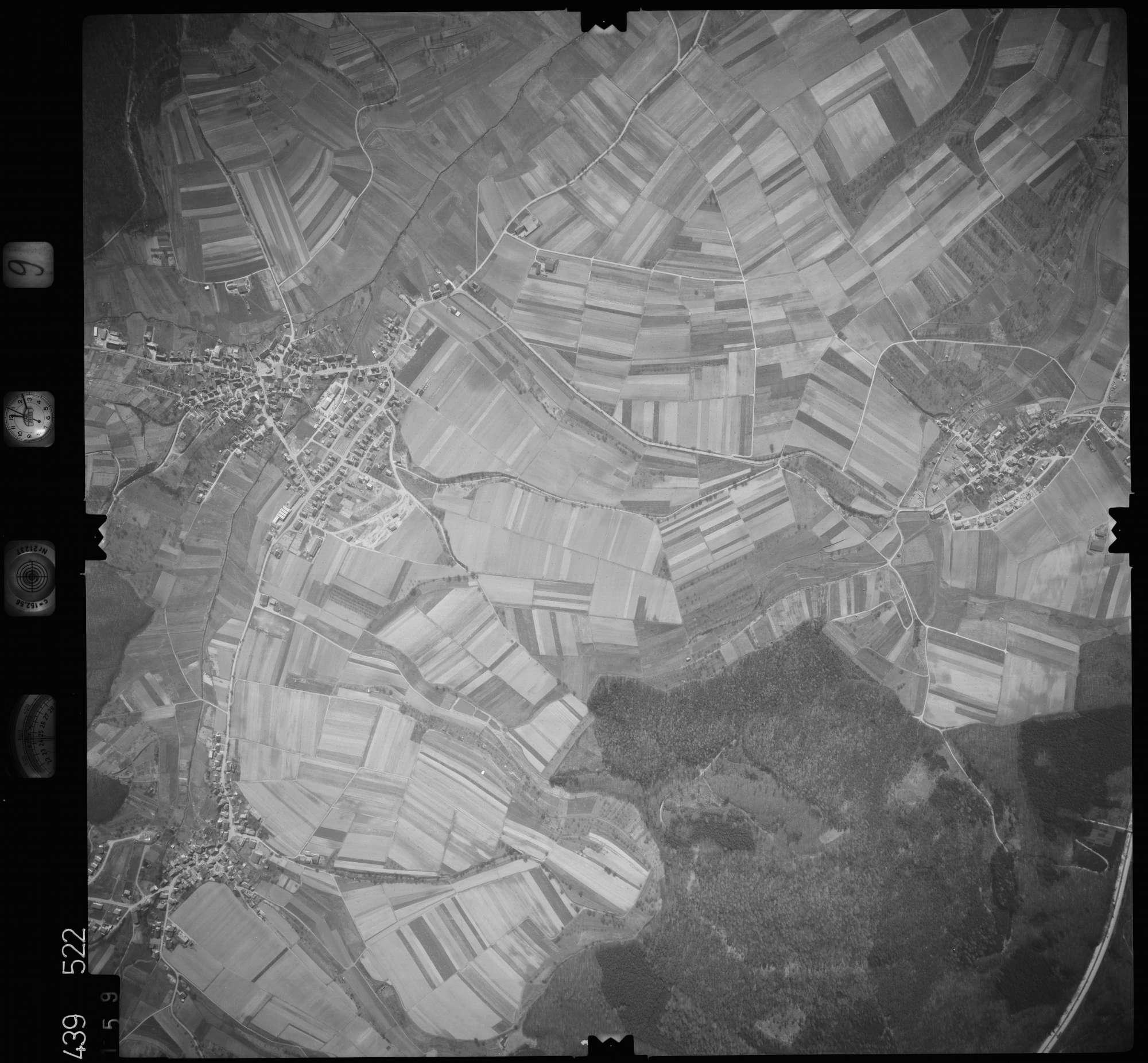 Luftbild: Film 9 Bildnr. 159, Bild 1