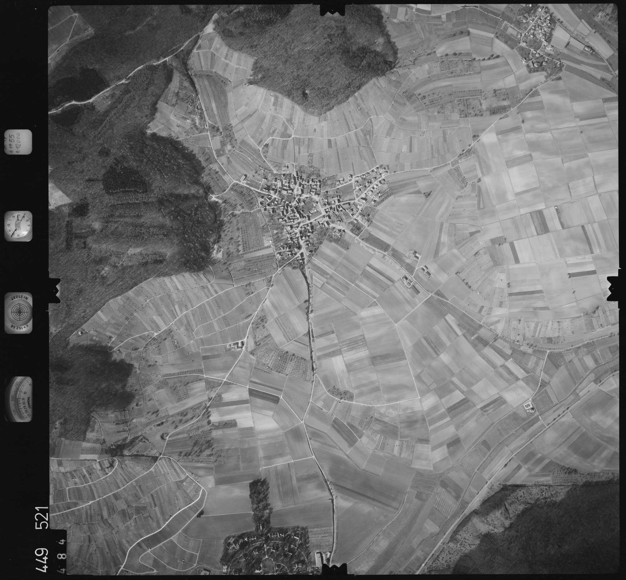 Luftbild: Film 14 Bildnr. 484, Bild 1