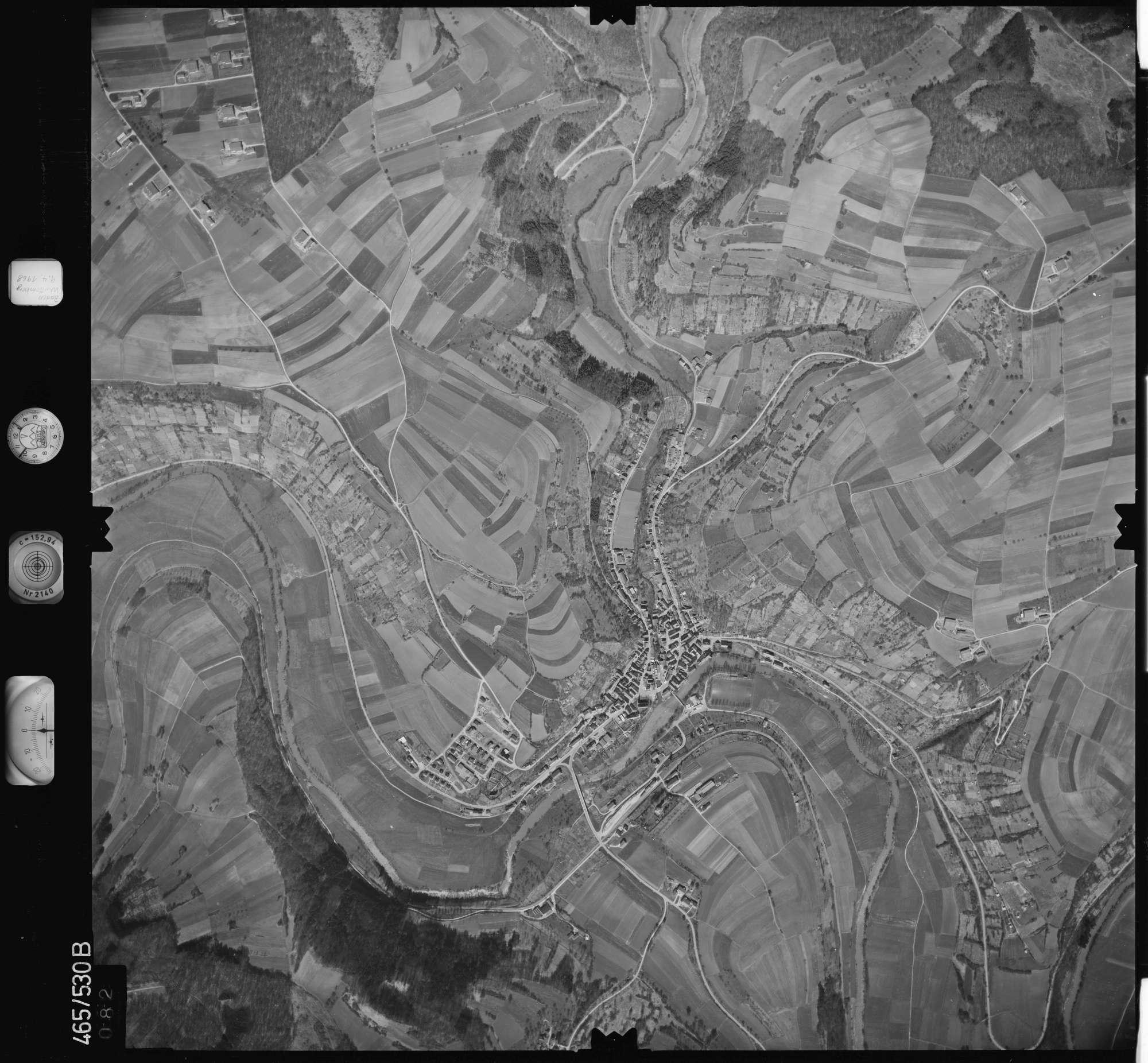 Luftbild: Film 102 Bildnr. 82, Bild 1