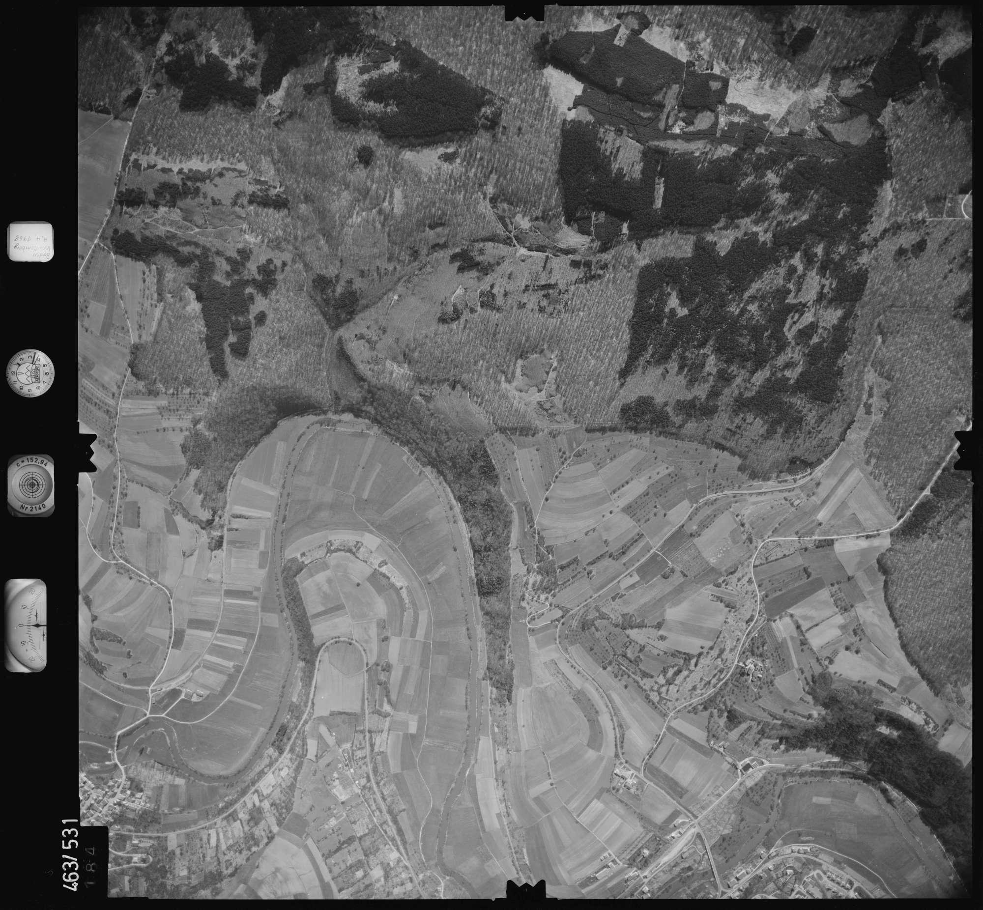 Luftbild: Film 102 Bildnr. 184, Bild 1