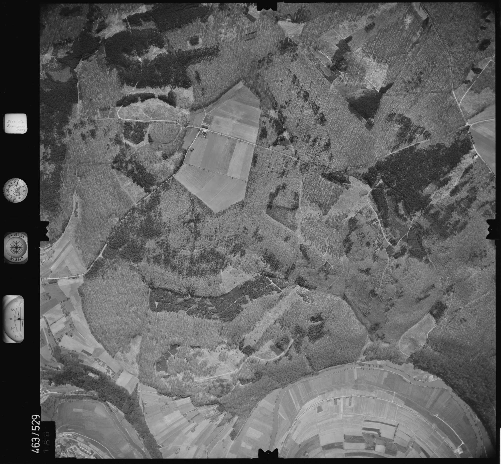Luftbild: Film 102 Bildnr. 186, Bild 1