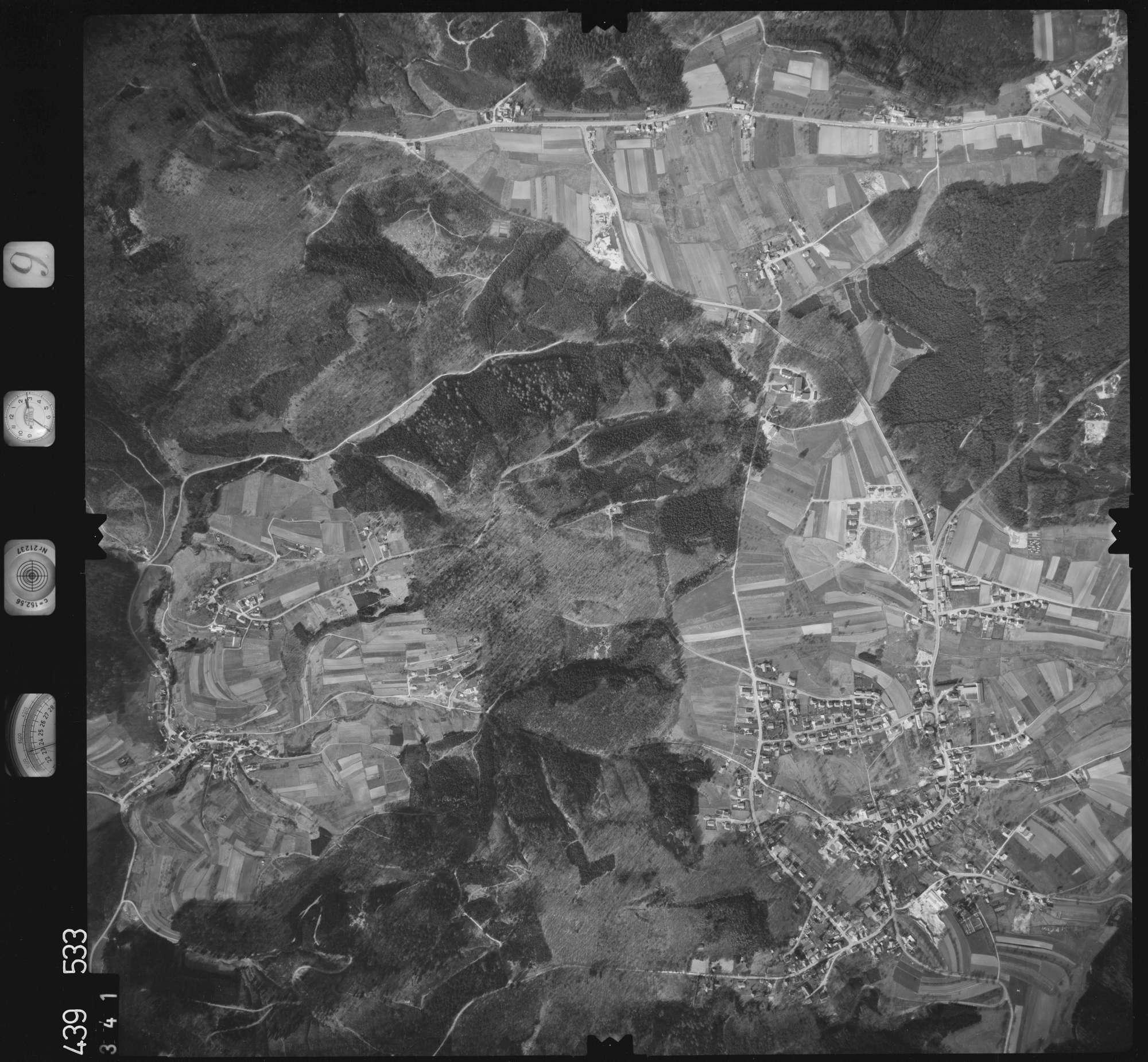 Luftbild: Film 9 Bildnr. 341, Bild 1