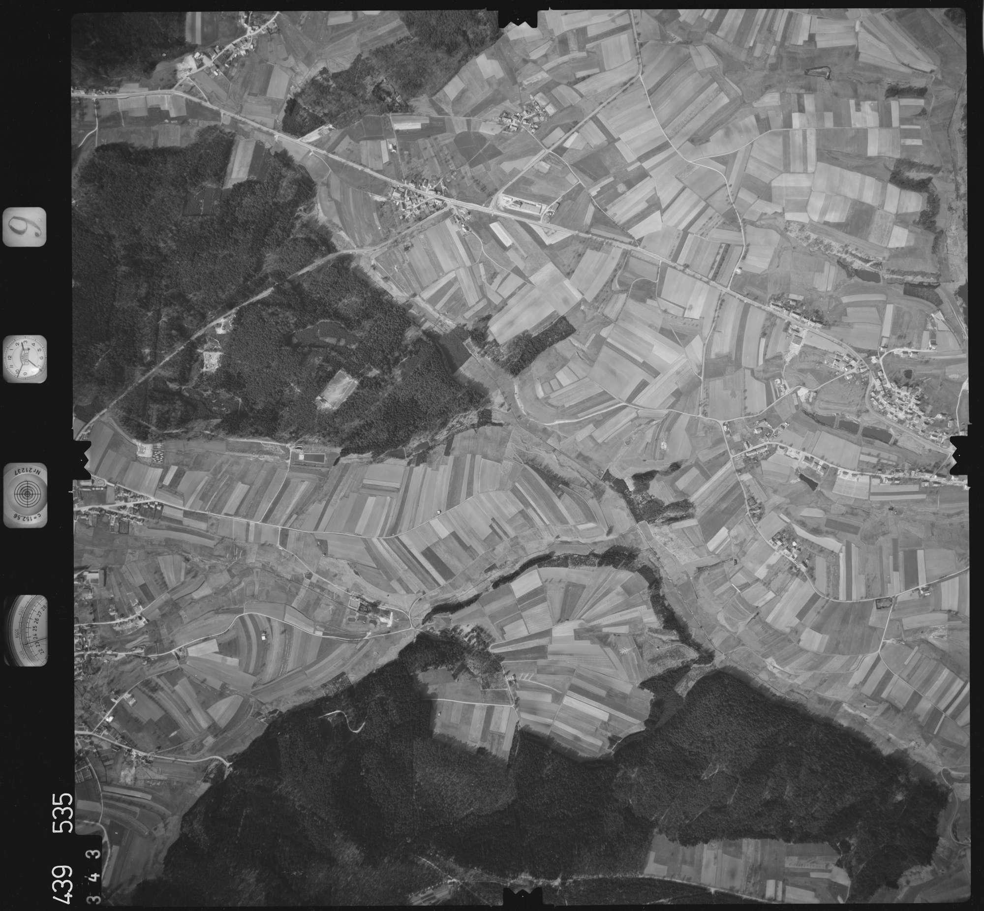 Luftbild: Film 9 Bildnr. 343, Bild 1
