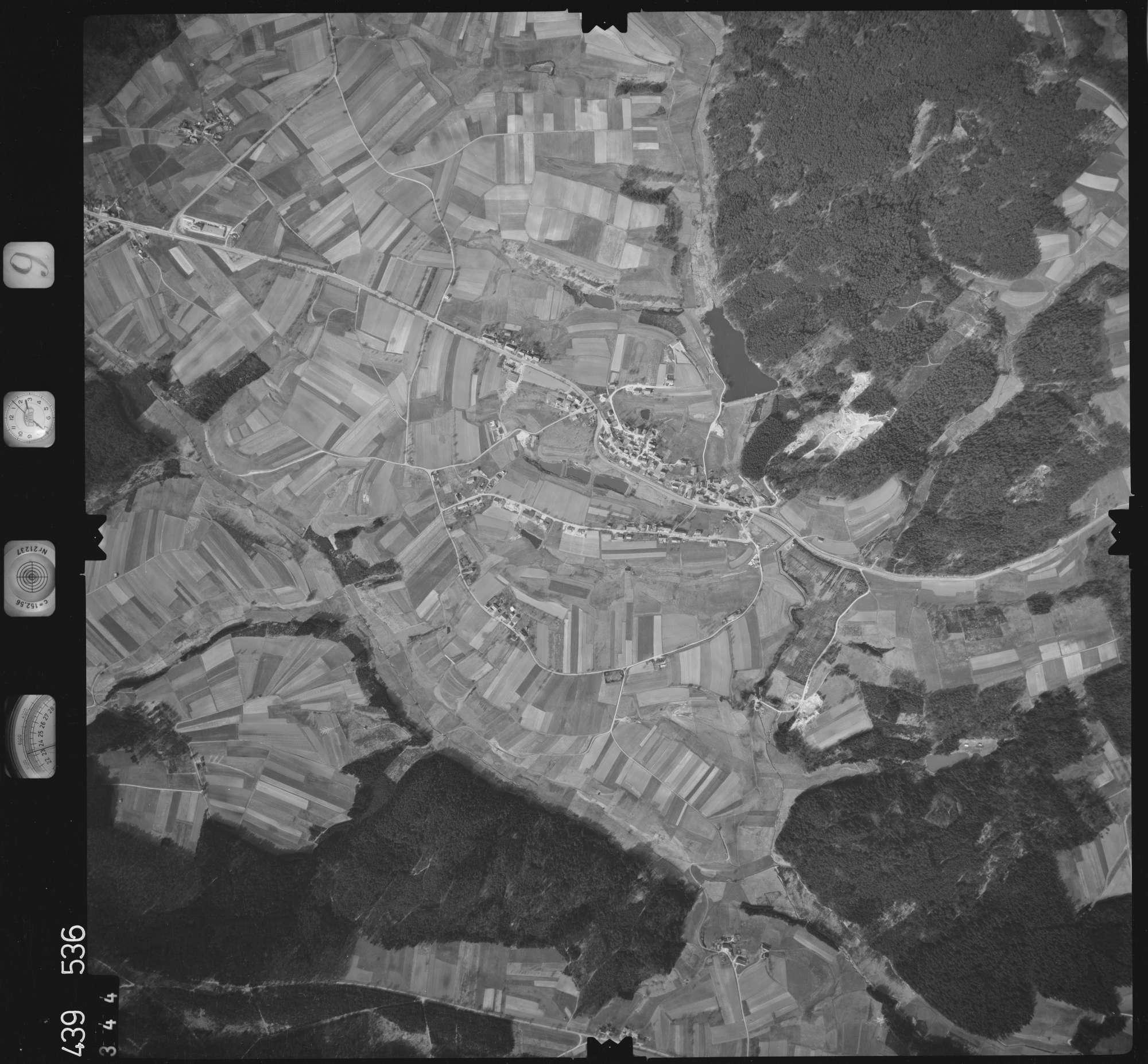 Luftbild: Film 9 Bildnr. 344, Bild 1