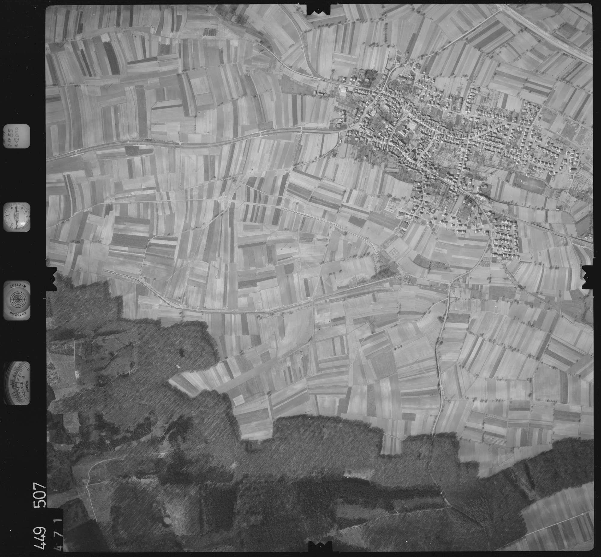 Luftbild: Film 14 Bildnr. 471, Bild 1