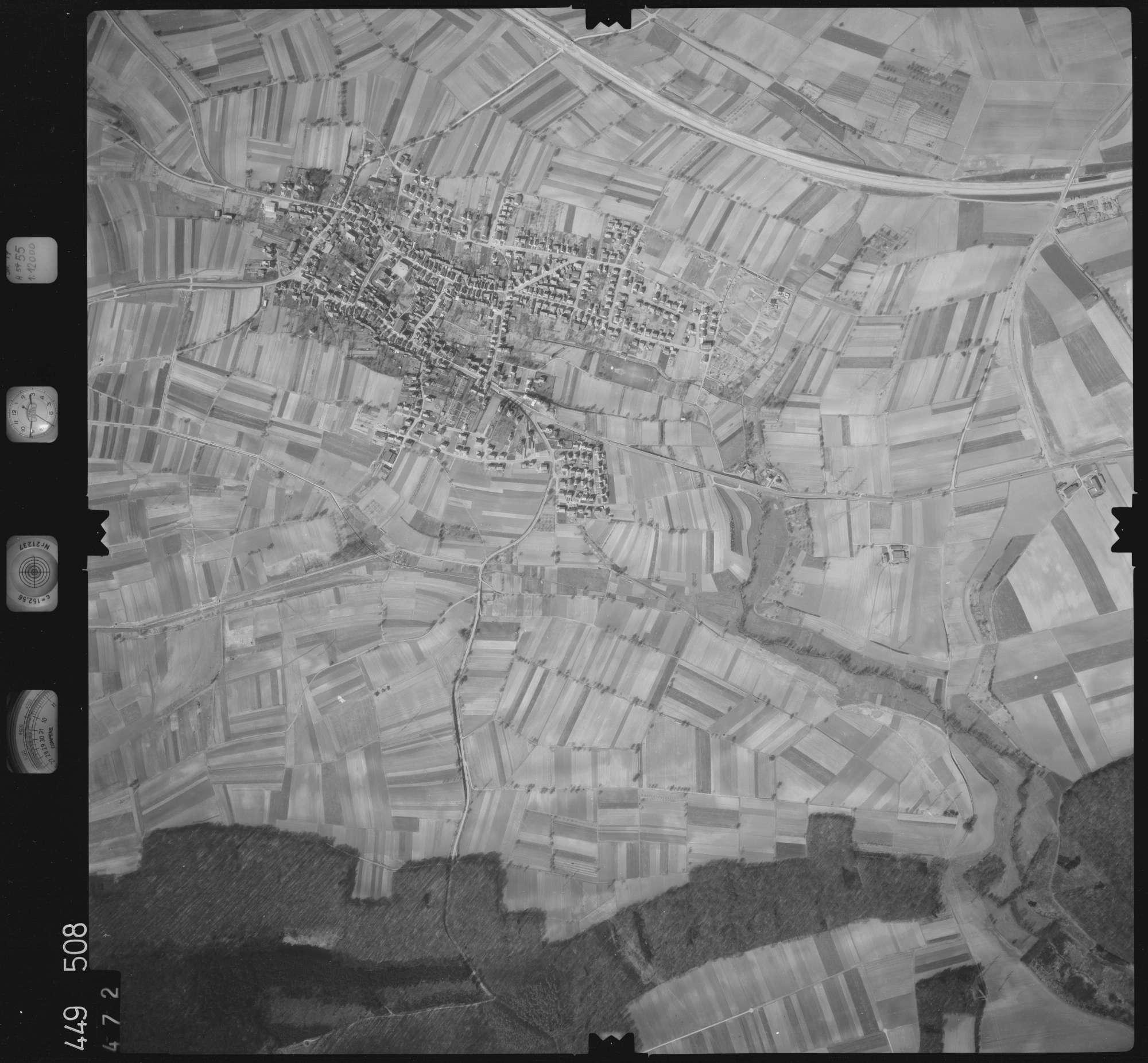Luftbild: Film 14 Bildnr. 472, Bild 1