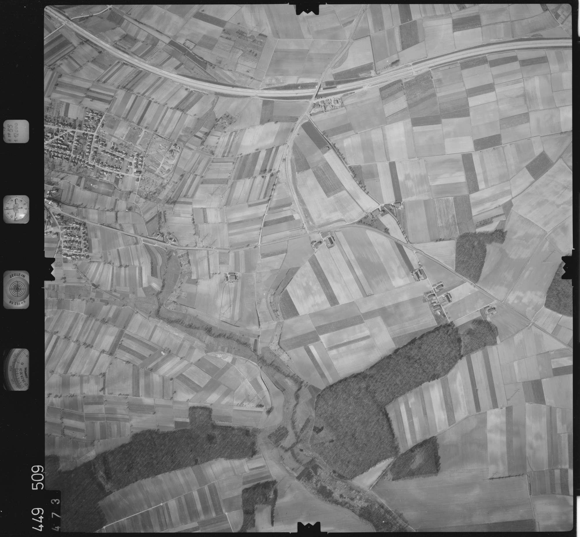 Luftbild: Film 14 Bildnr. 473, Bild 1