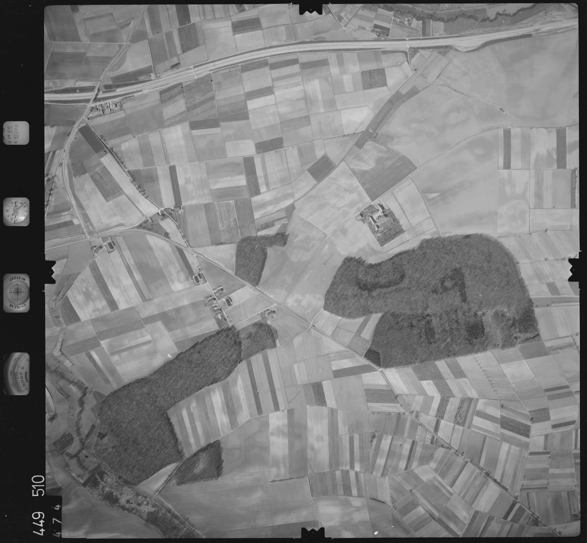 Luftbild: Film 14 Bildnr. 474, Bild 1