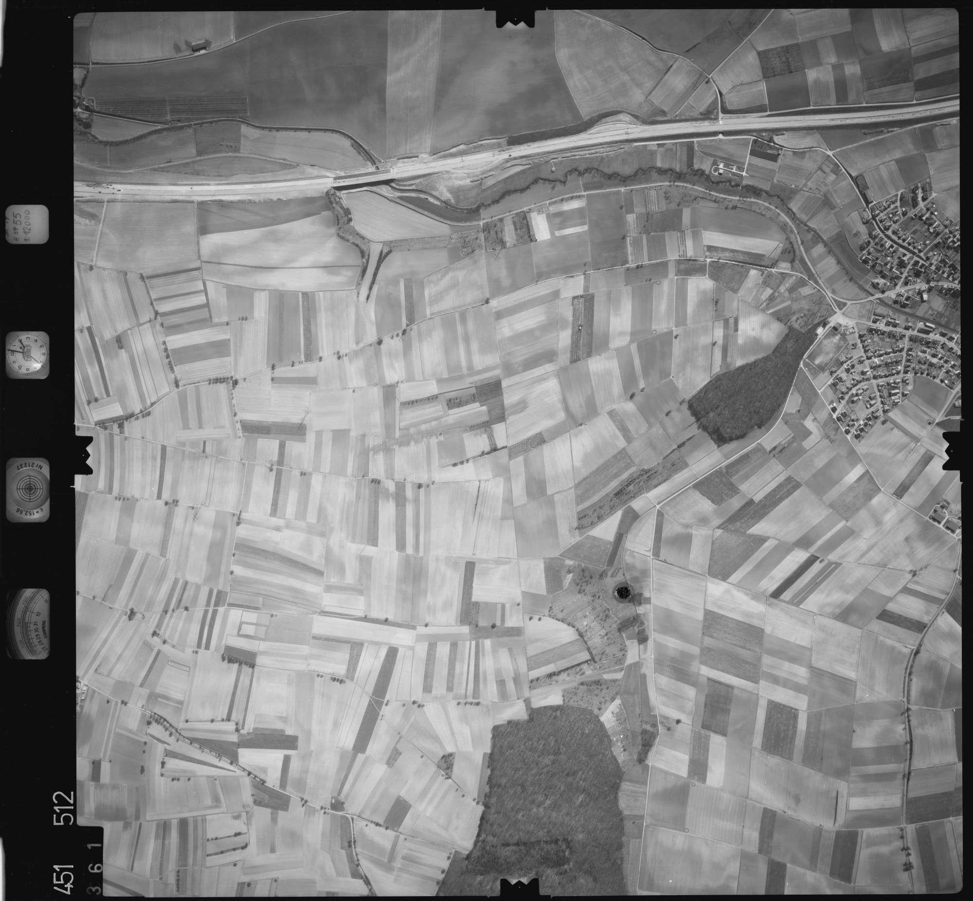 Luftbild: Film 15 Bildnr. 361, Bild 1