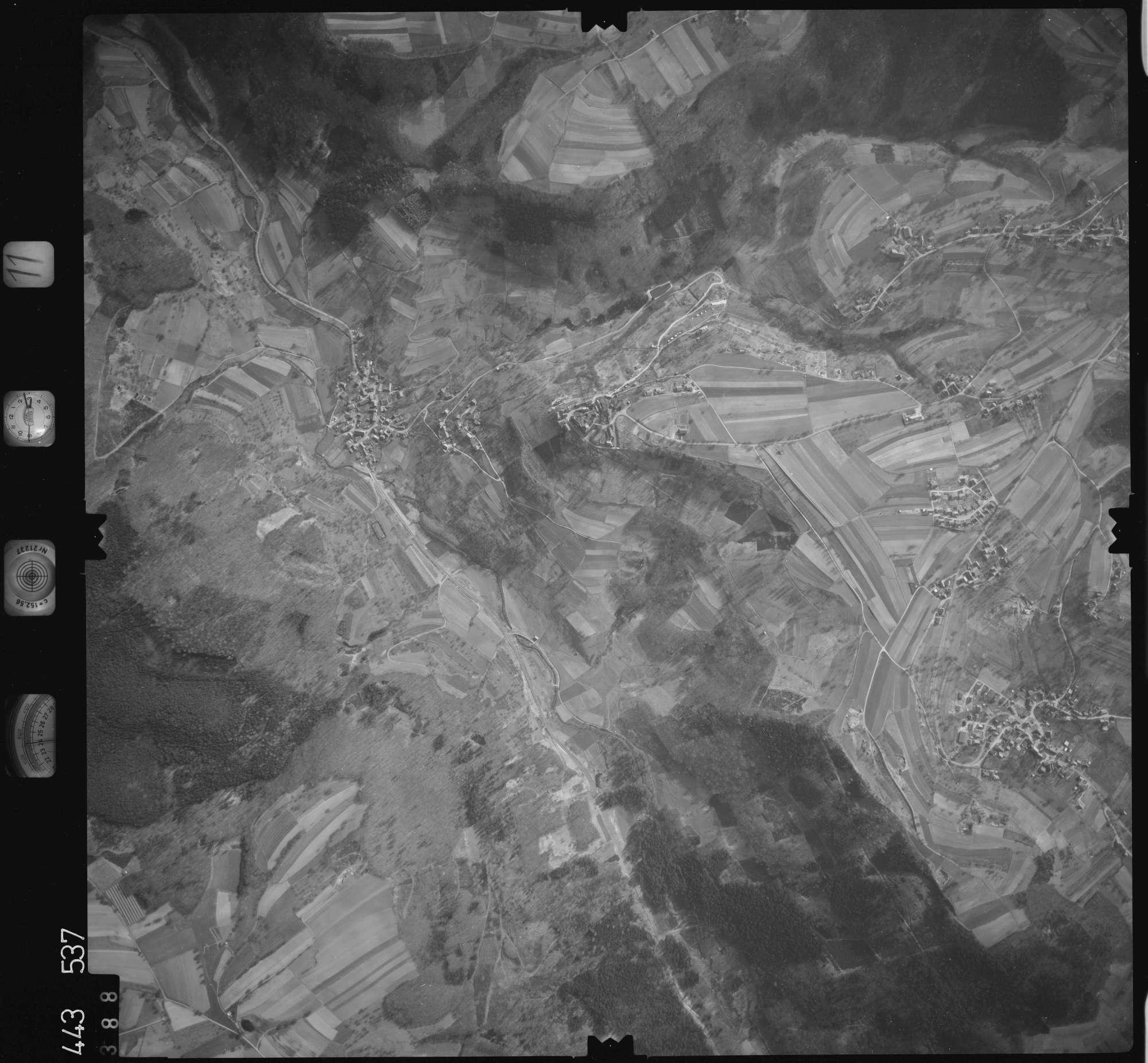 Luftbild: Film 11 Bildnr. 388, Bild 1