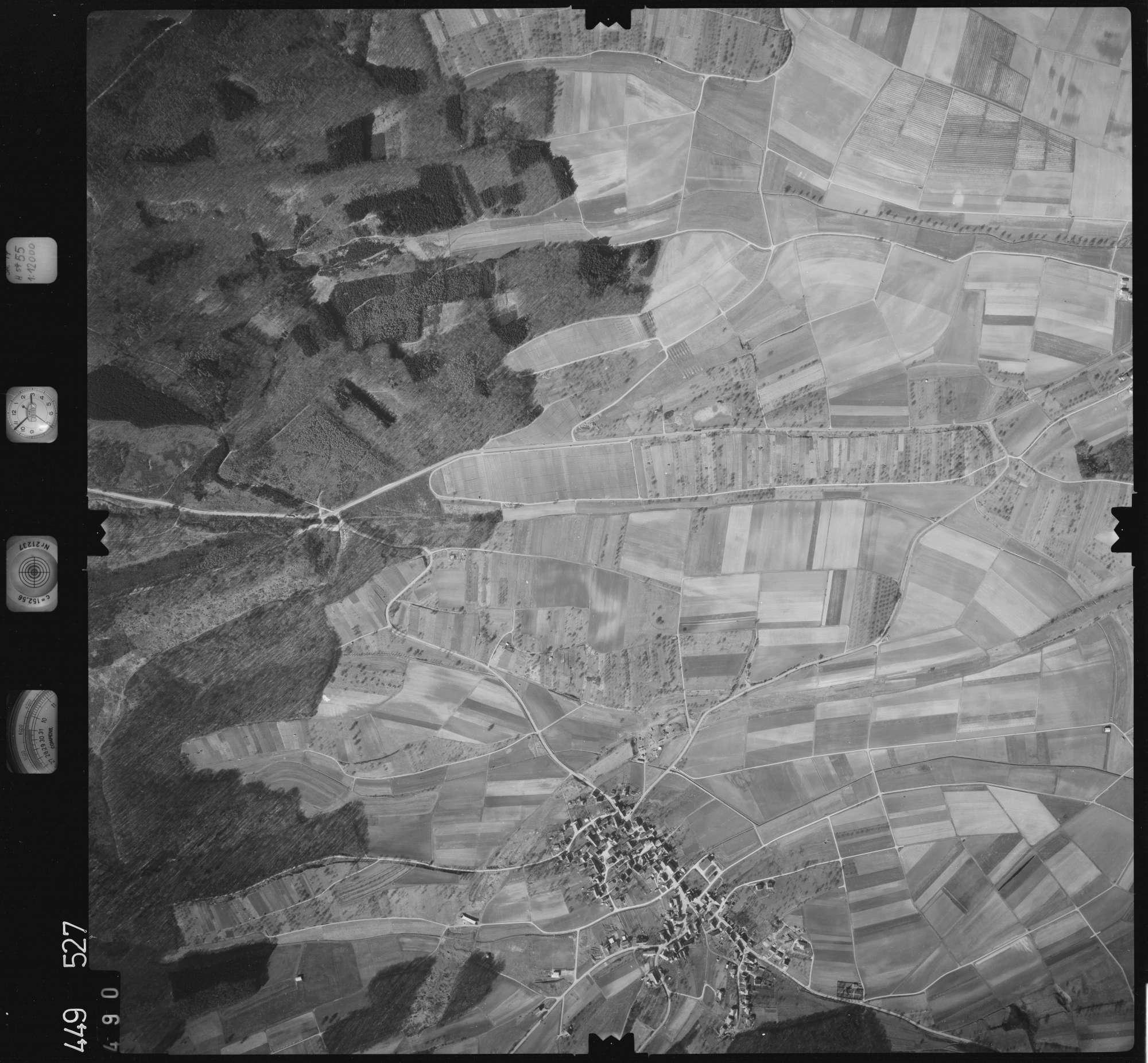 Luftbild: Film 14 Bildnr. 490, Bild 1