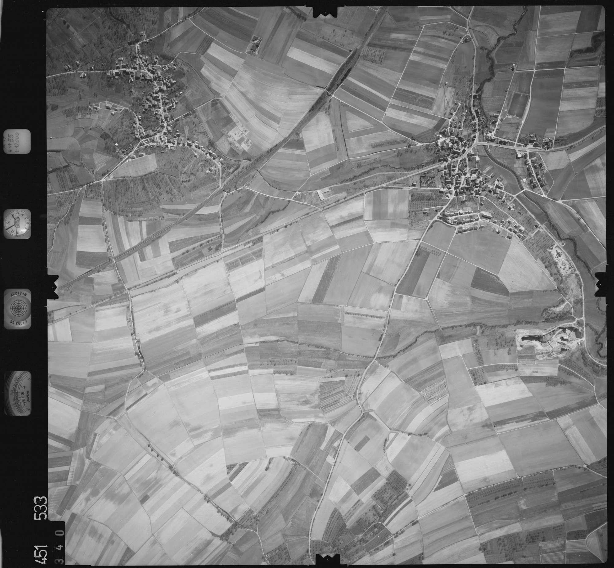 Luftbild: Film 15 Bildnr. 340, Bild 1