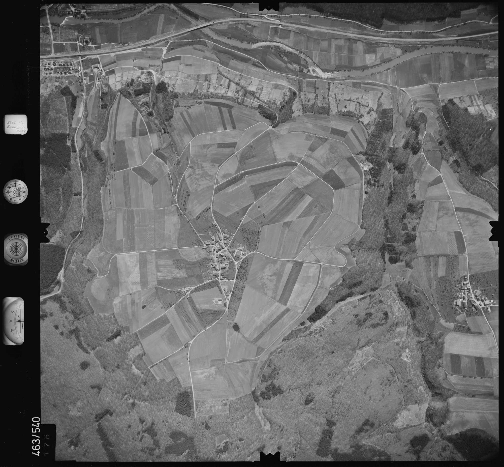 Luftbild: Film 102 Bildnr. 176, Bild 1
