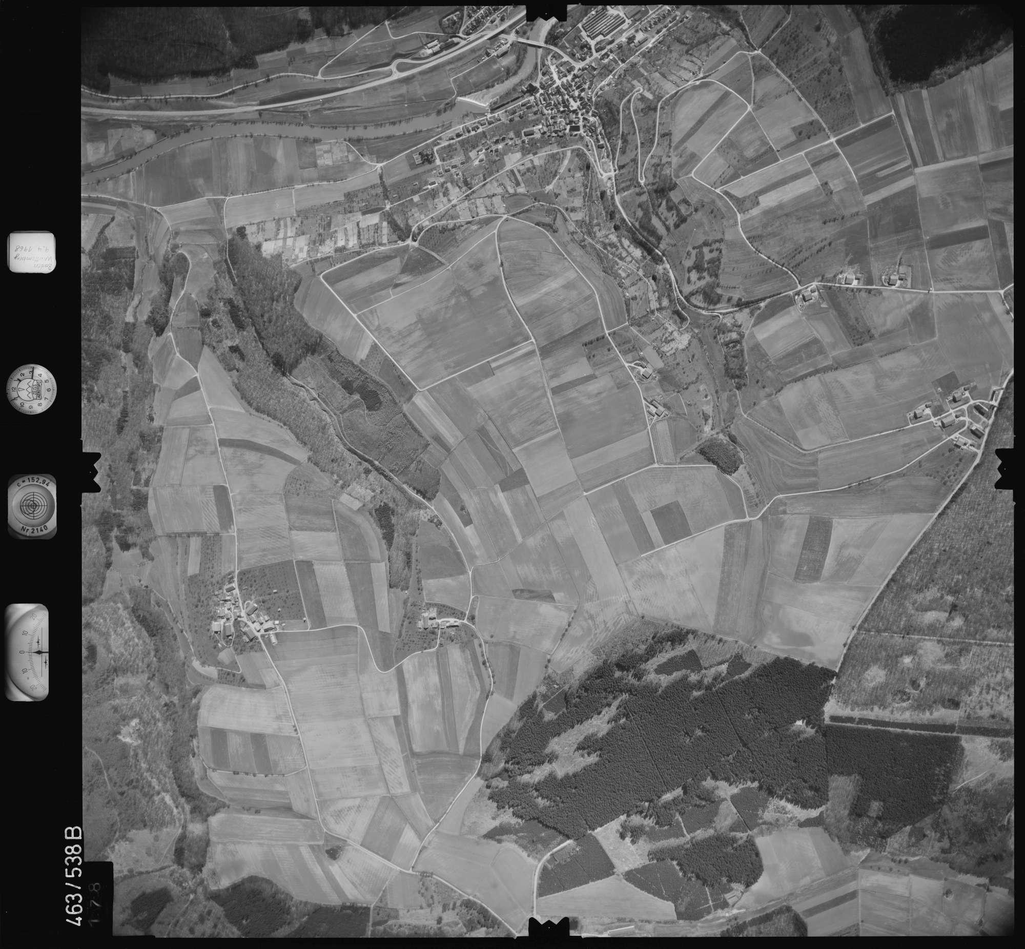 Luftbild: Film 102 Bildnr. 178, Bild 1