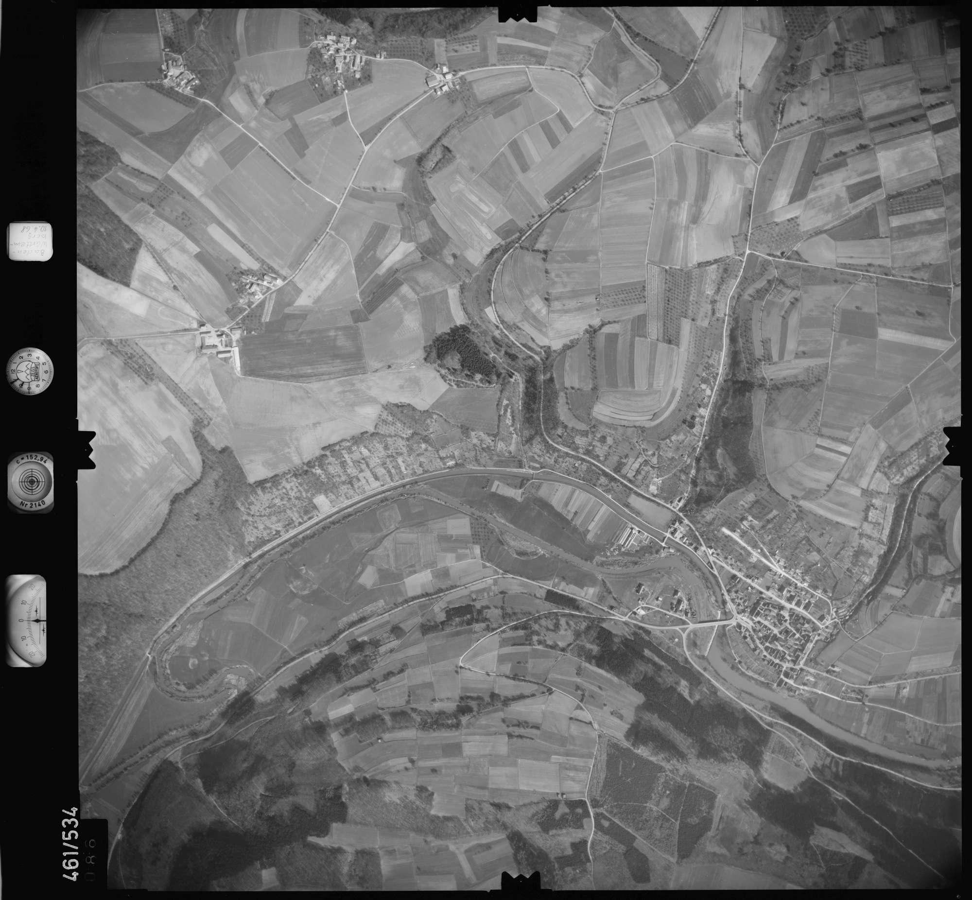 Luftbild: Film 103 Bildnr. 86, Bild 1