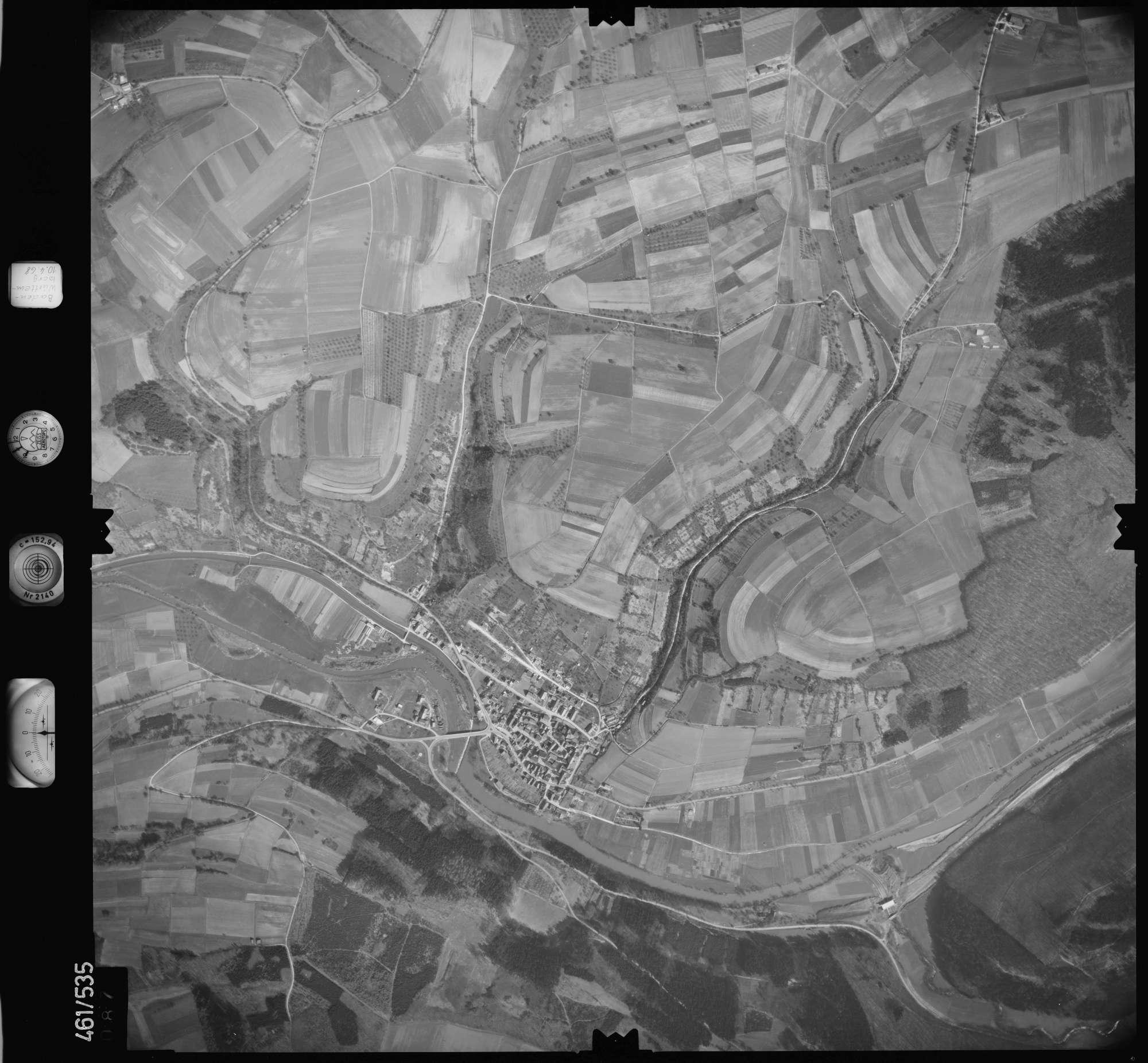 Luftbild: Film 103 Bildnr. 87, Bild 1
