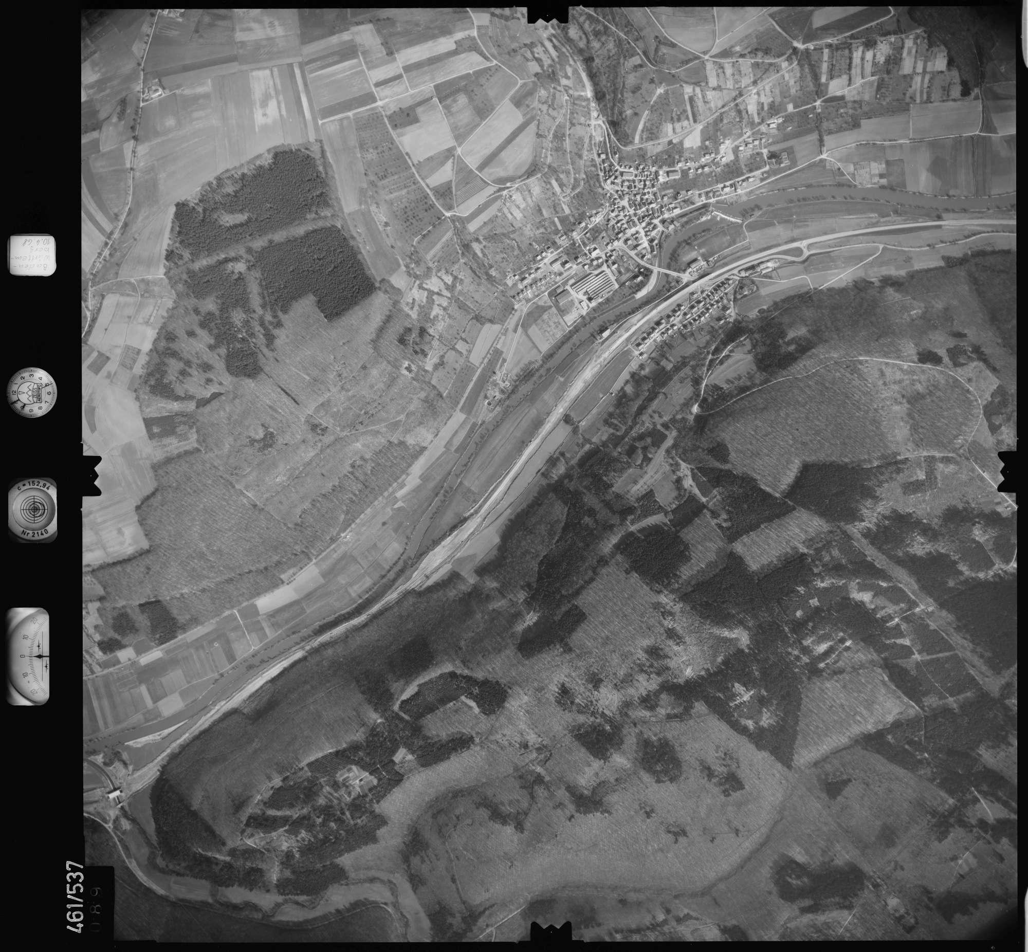 Luftbild: Film 103 Bildnr. 89, Bild 1