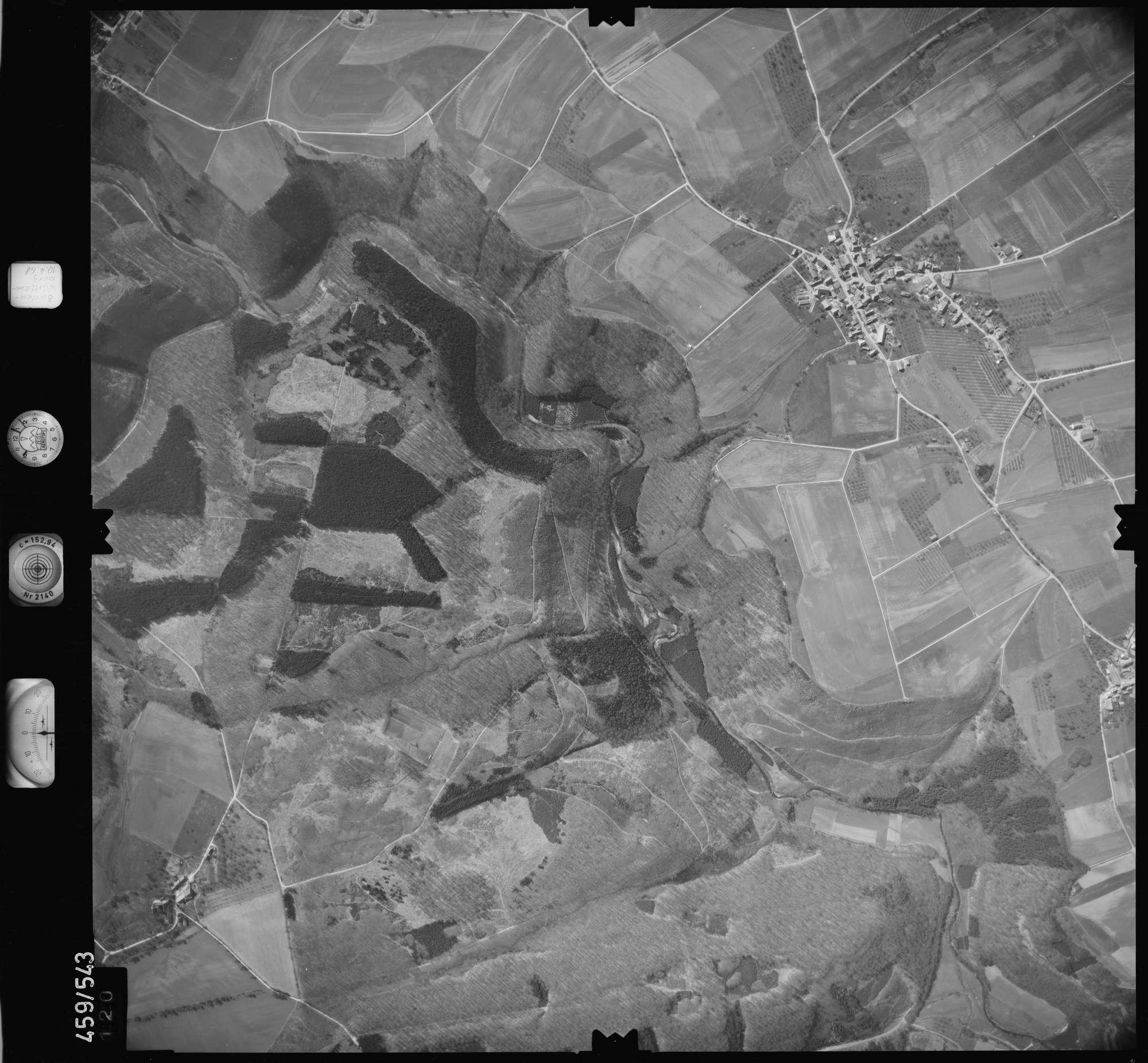 Luftbild: Film 103 Bildnr. 120, Bild 1